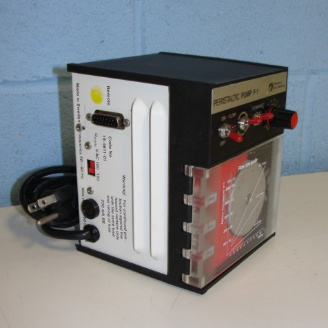 Pharmacia P-1 Peristaltic Pump Image