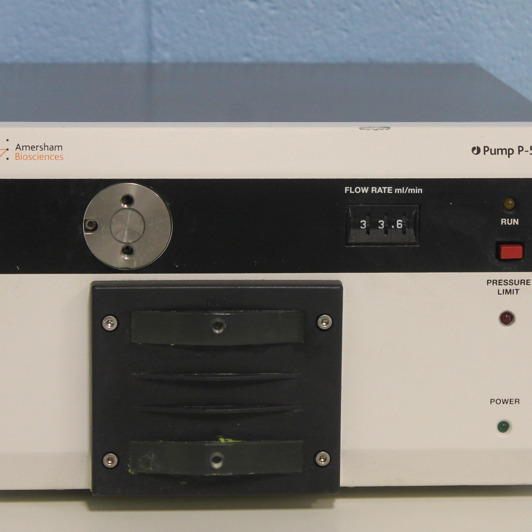 Amersham Biosciences P-50 Pump Image