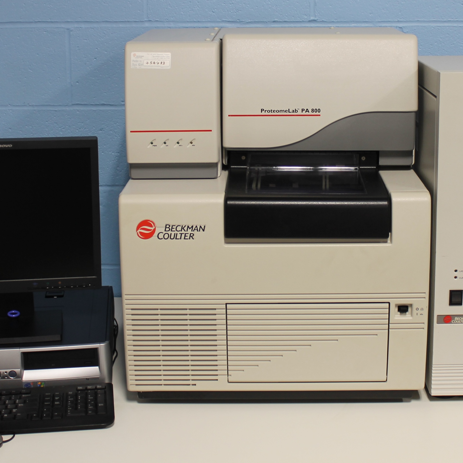 PA800 ProteomeLab Protein Characterization System