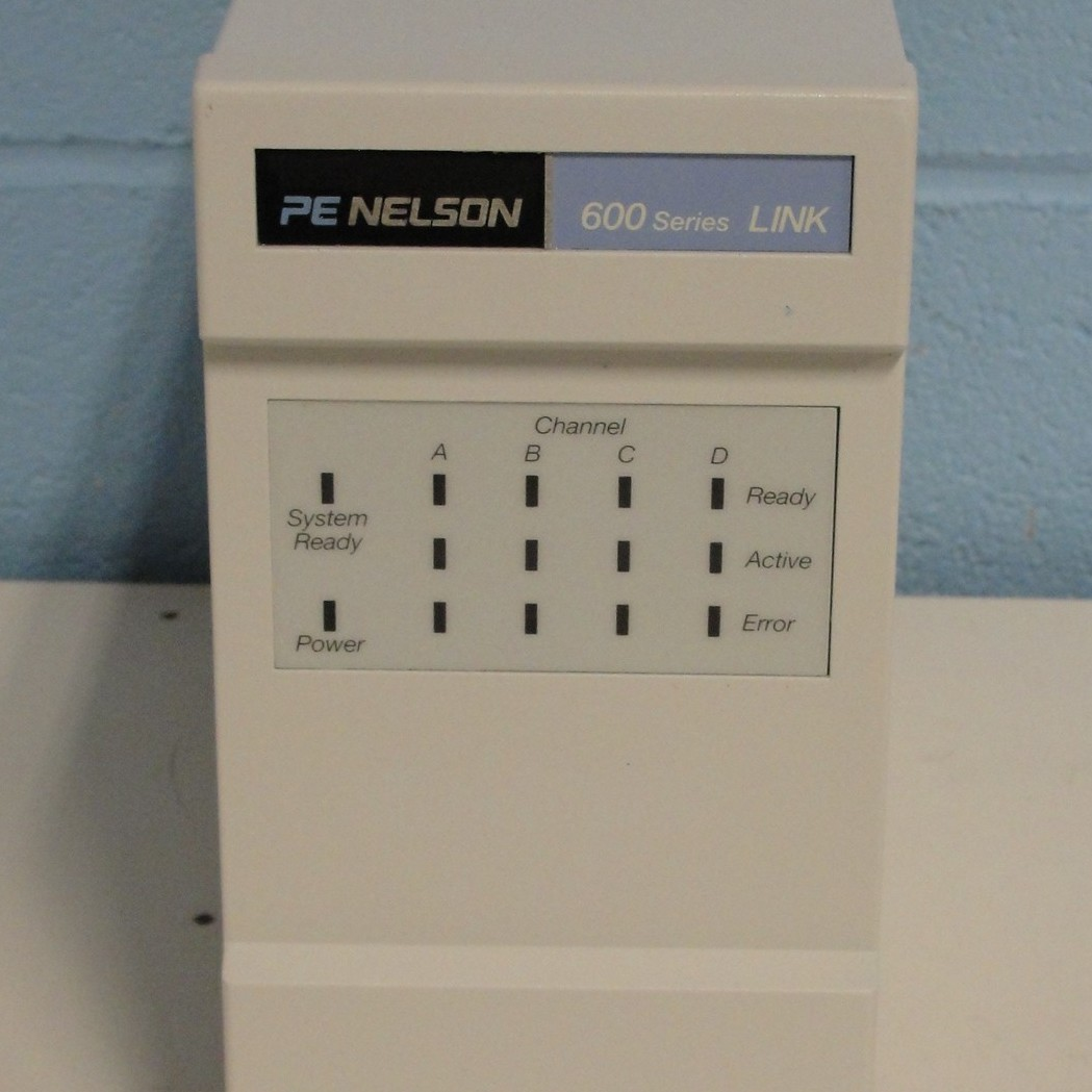 PE Nelson 600 Series Link Model 610 Name