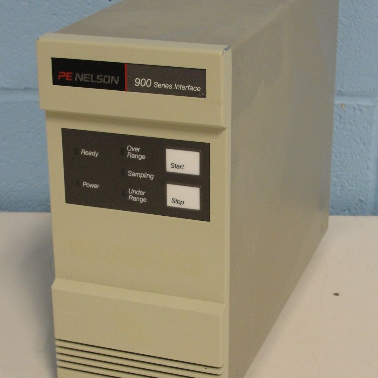 Perkin Elmer PE Nelson 900 Series Interface Image