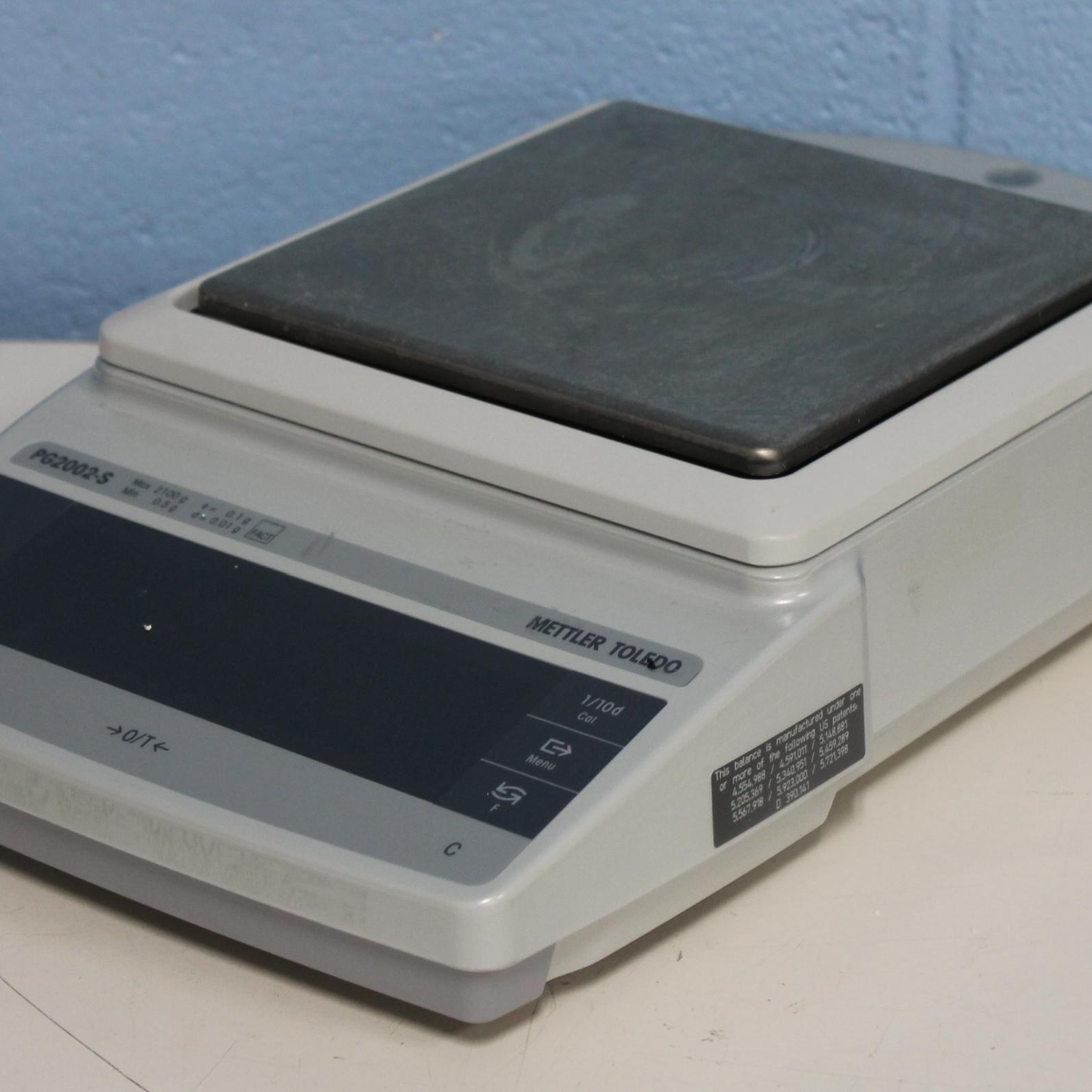 Mettler Toledo Analytical Balance Model PG2002-S Image