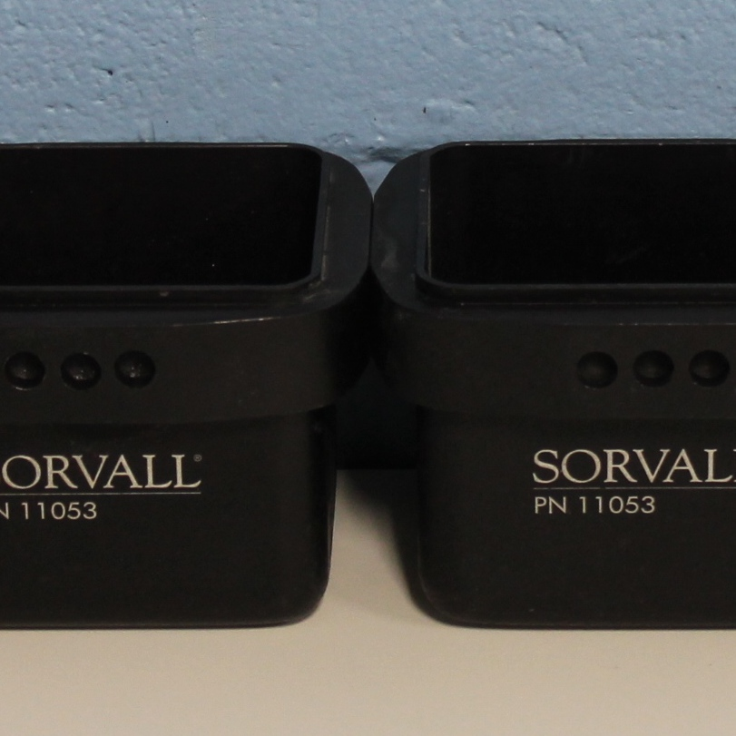 Sorvall PN 11053 Swing Rotor Buckets (Set of 2) Image