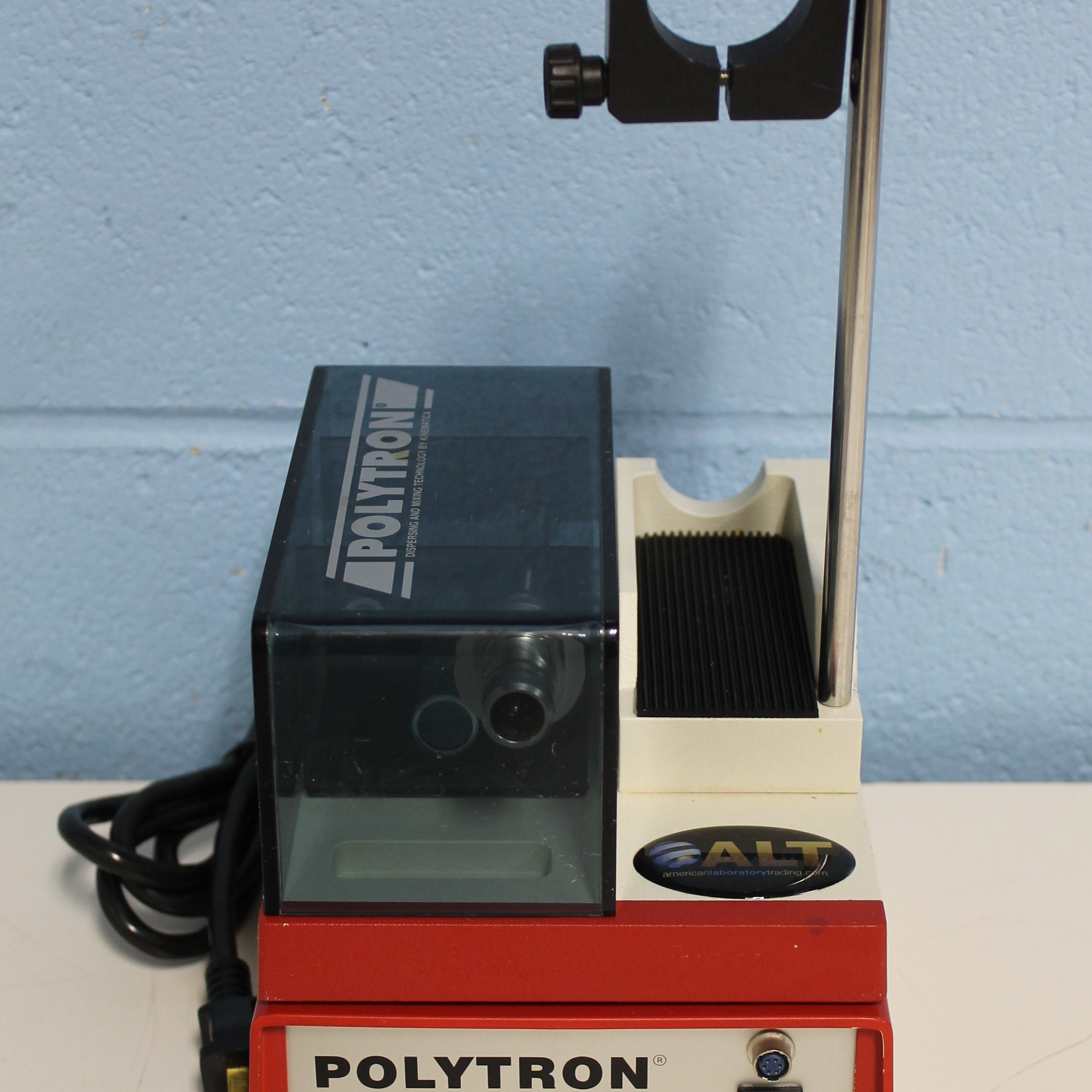 POLYTRON PT 1200 C Power and Supply Unit Name
