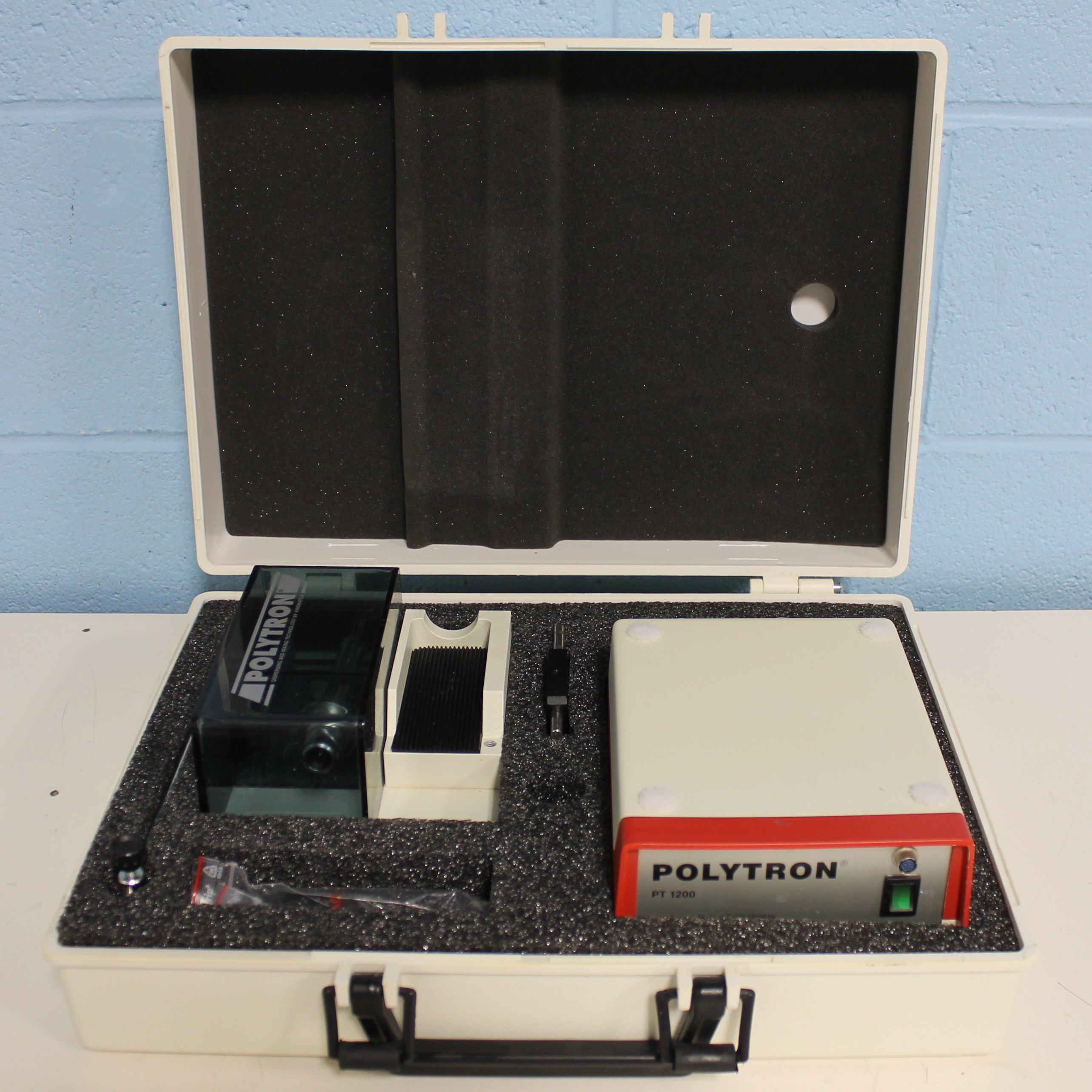 Kinematica POLYTRON PT 1200 C Power and Supply Unit Image