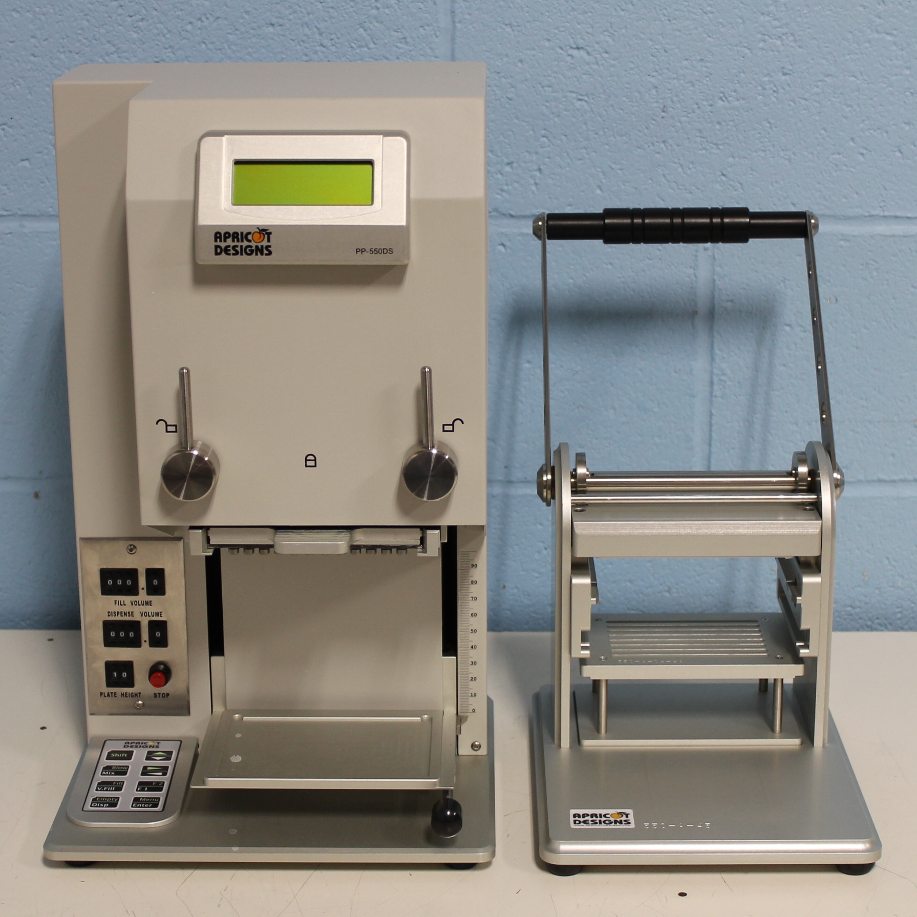 PP-550DS Personal Pipettor