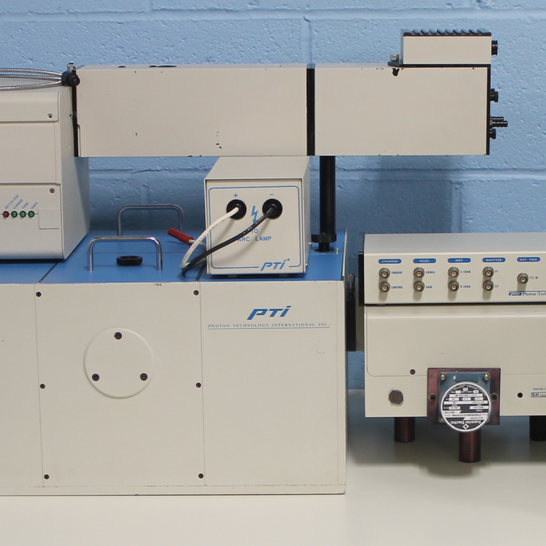 Photon Technology International PTI QuantaMaster Fluorescence/Luminescence Spectrometer Image