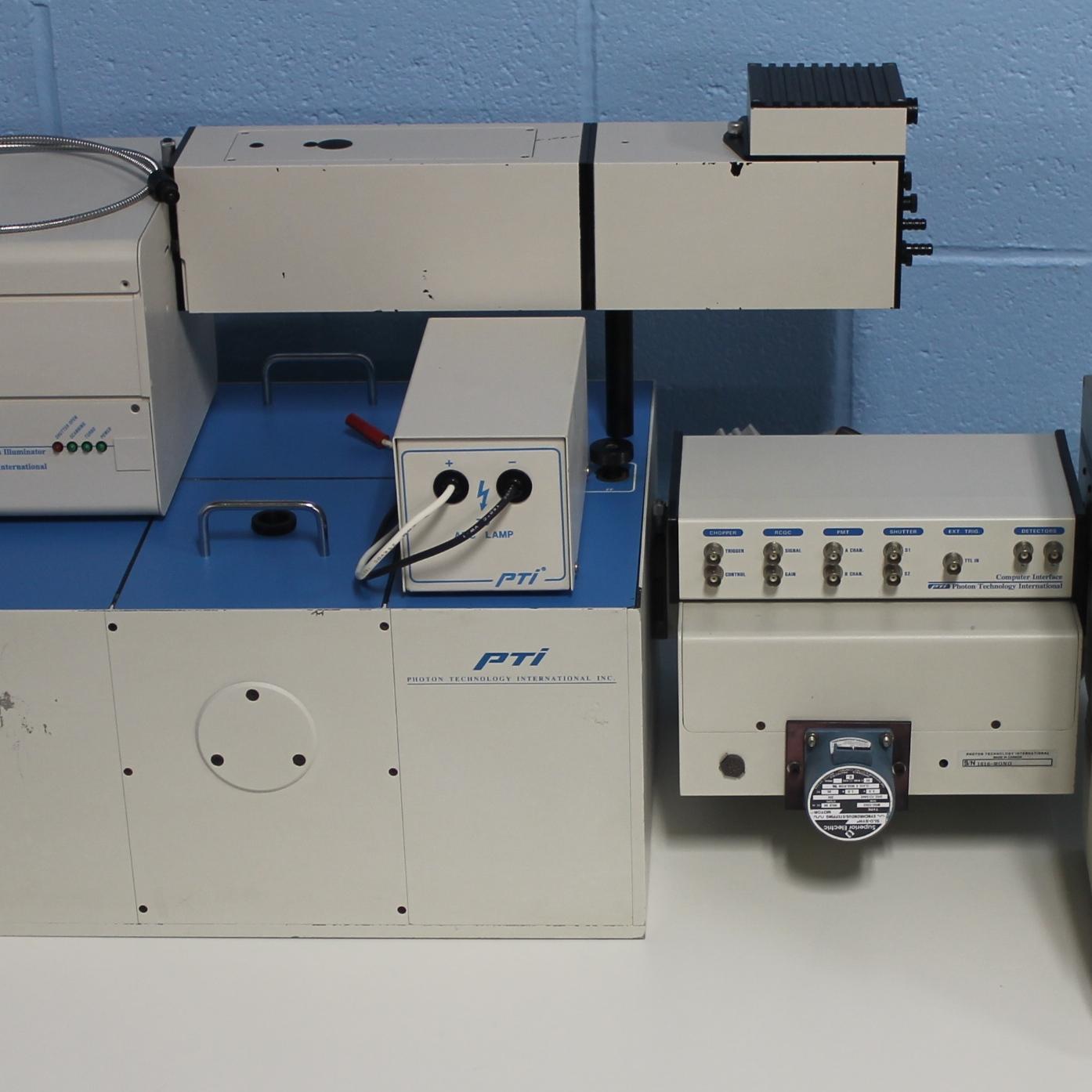 Photon Technology International PTI QuantaMaster Fluorescence/Luminescence Spectrometer Image