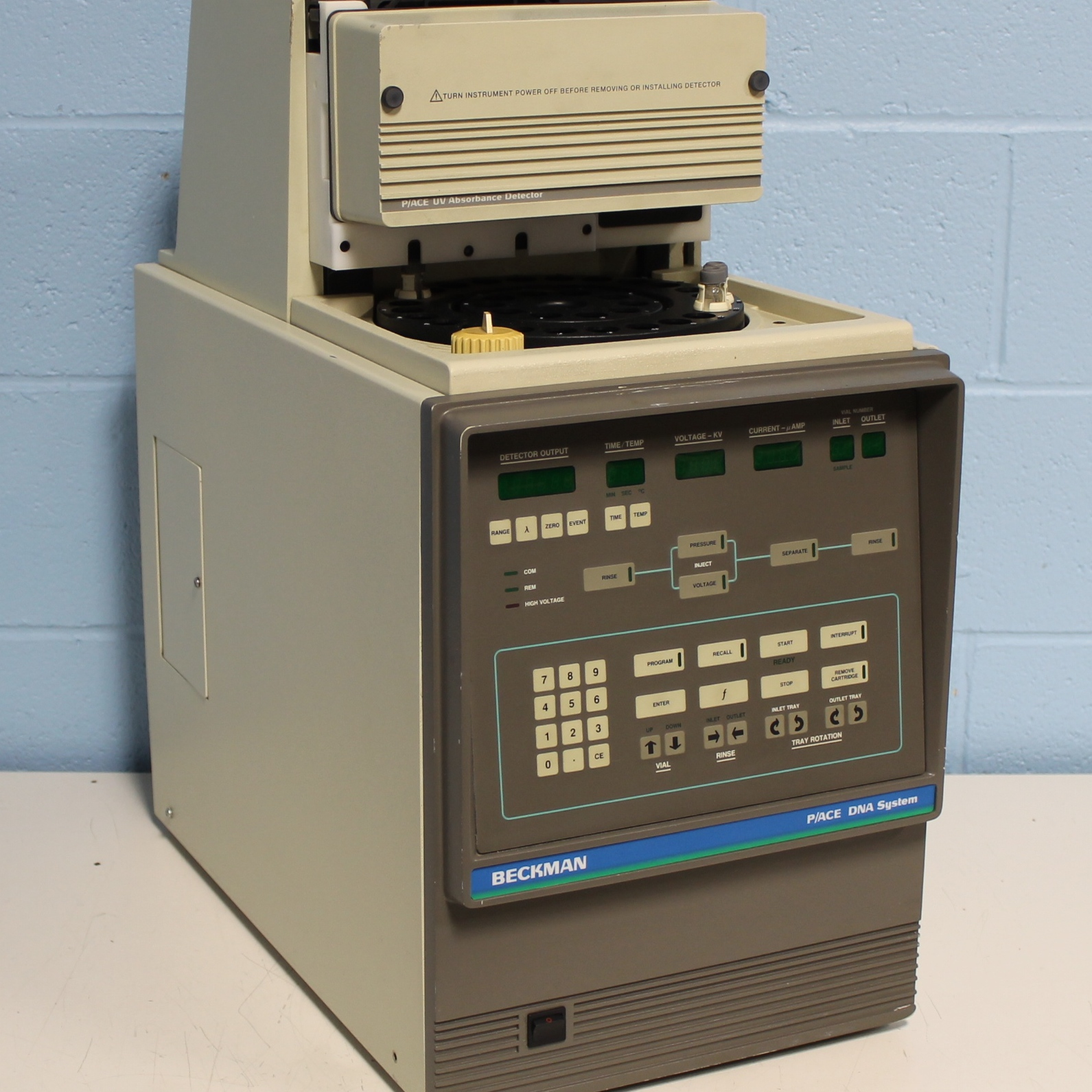 Beckman Coulter Pace DNA System With UV Detector Image