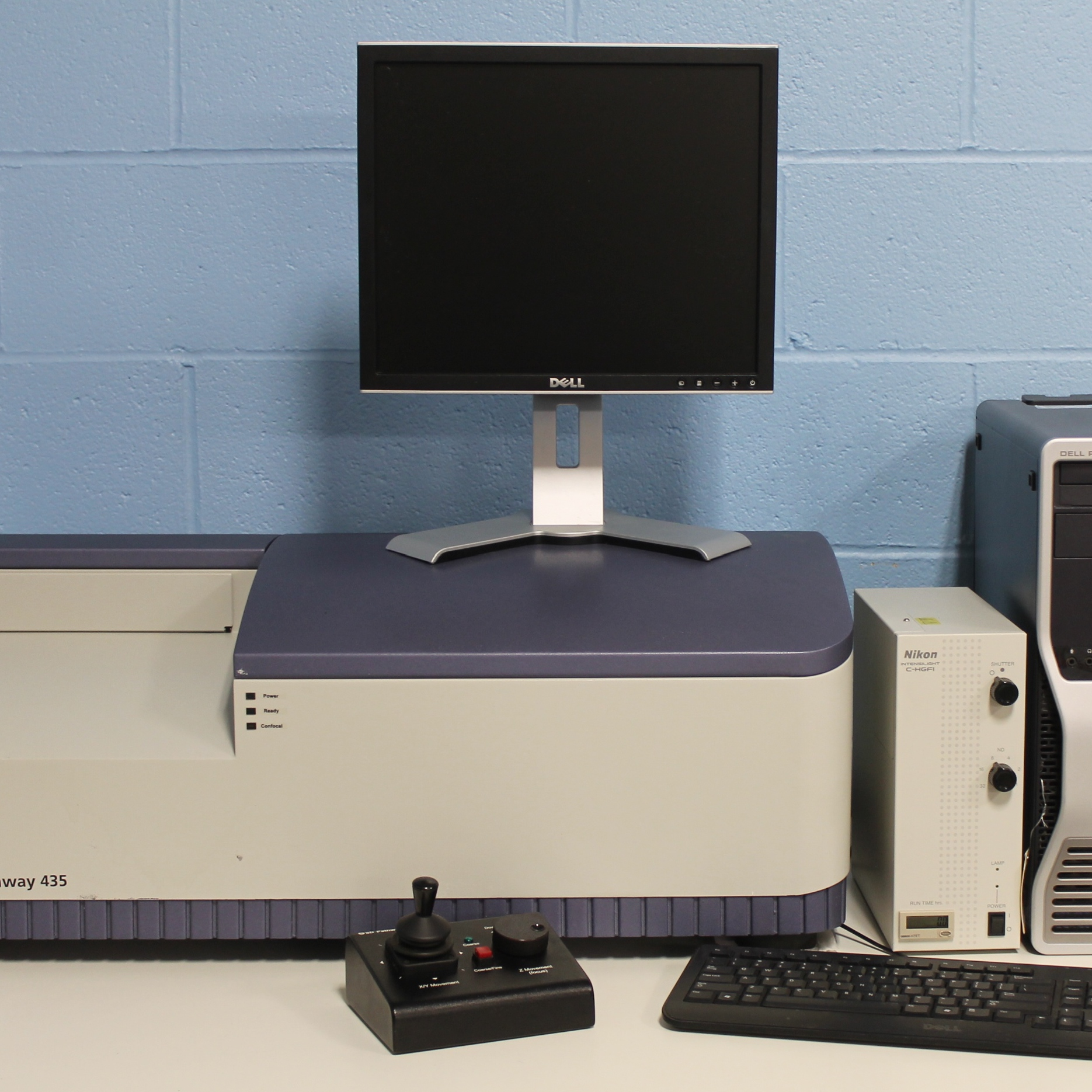 BD Biosciences Pathway 435 Bioimaging System Image
