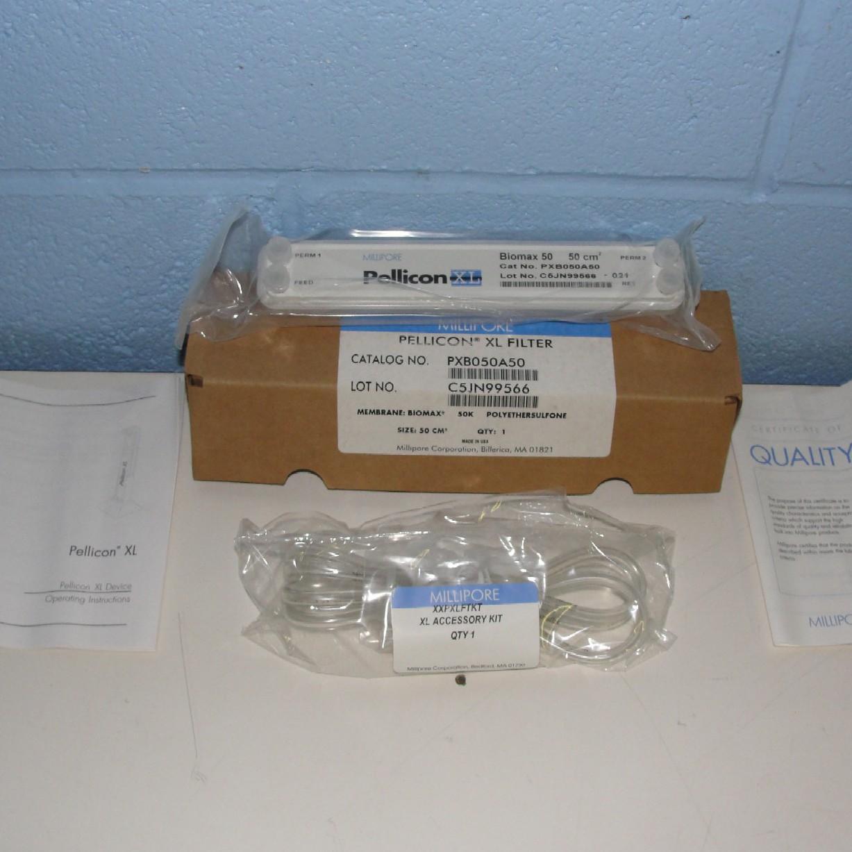 Millipore Pellicon XL Filter PXB030A50 Image