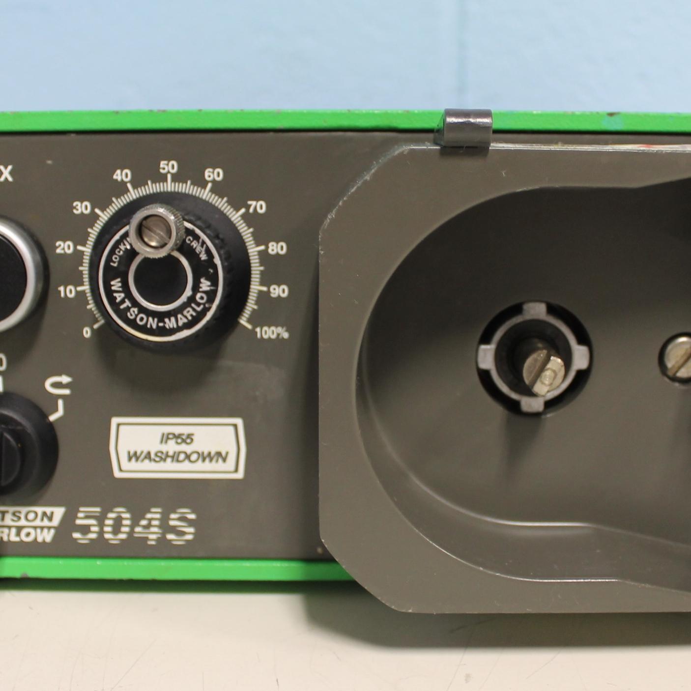 Watson Marlow 504S Peristaltic Pump  Image