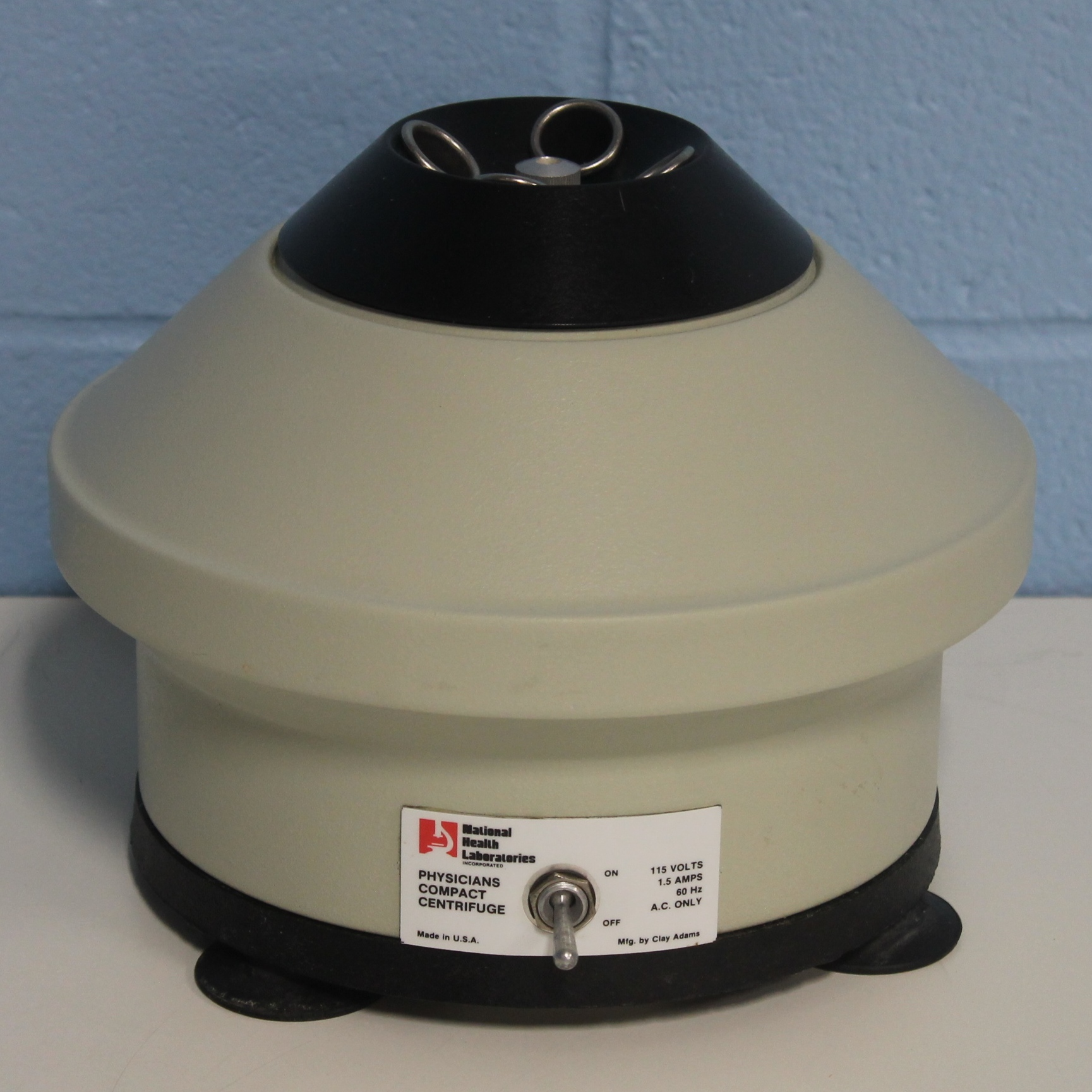 Physicians Compact Centrifuge CAT No. 0131