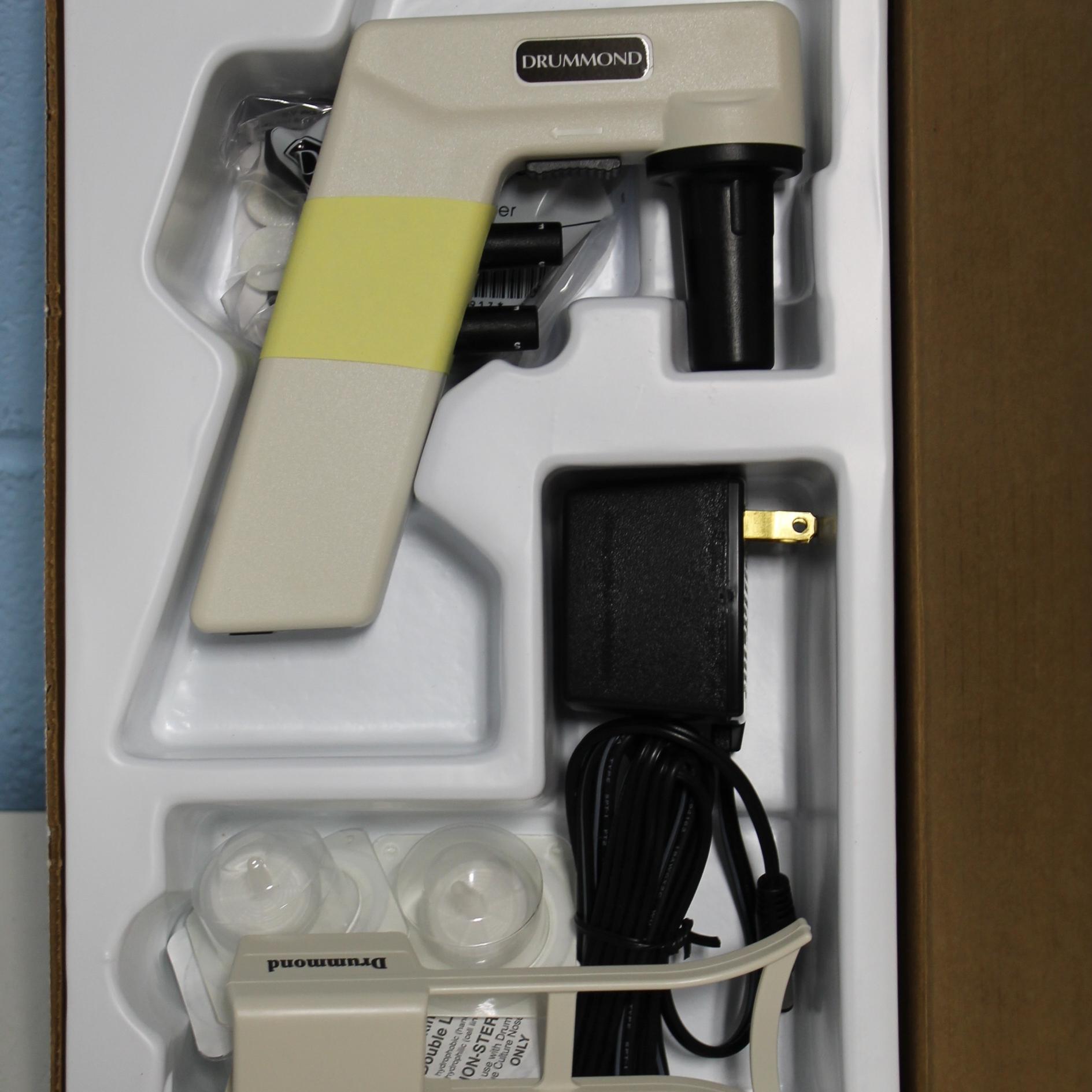 Drummond Scientific Co. Portable Pipet-Aid XP Image