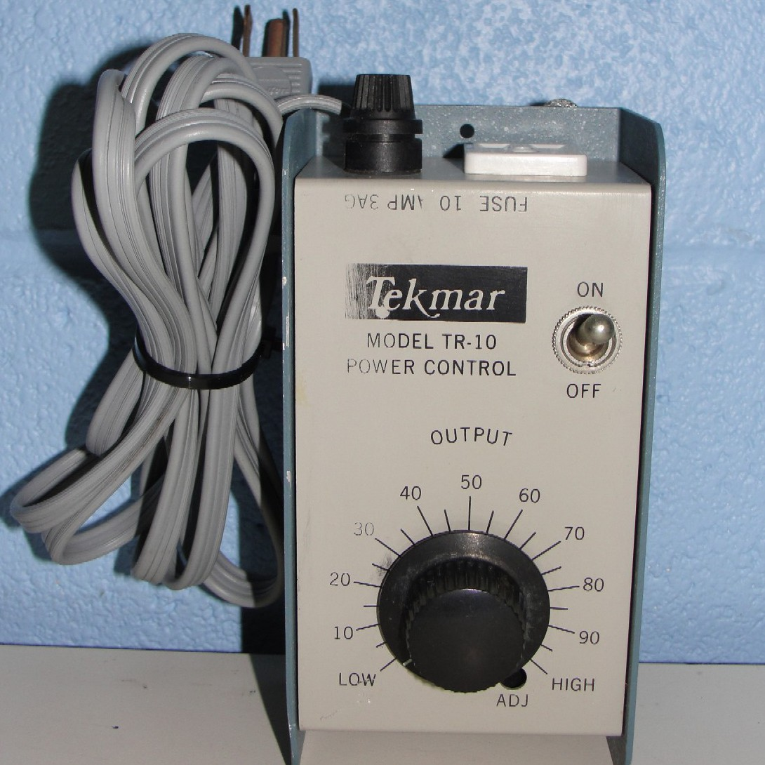 Tekmar Power Control Unit Image