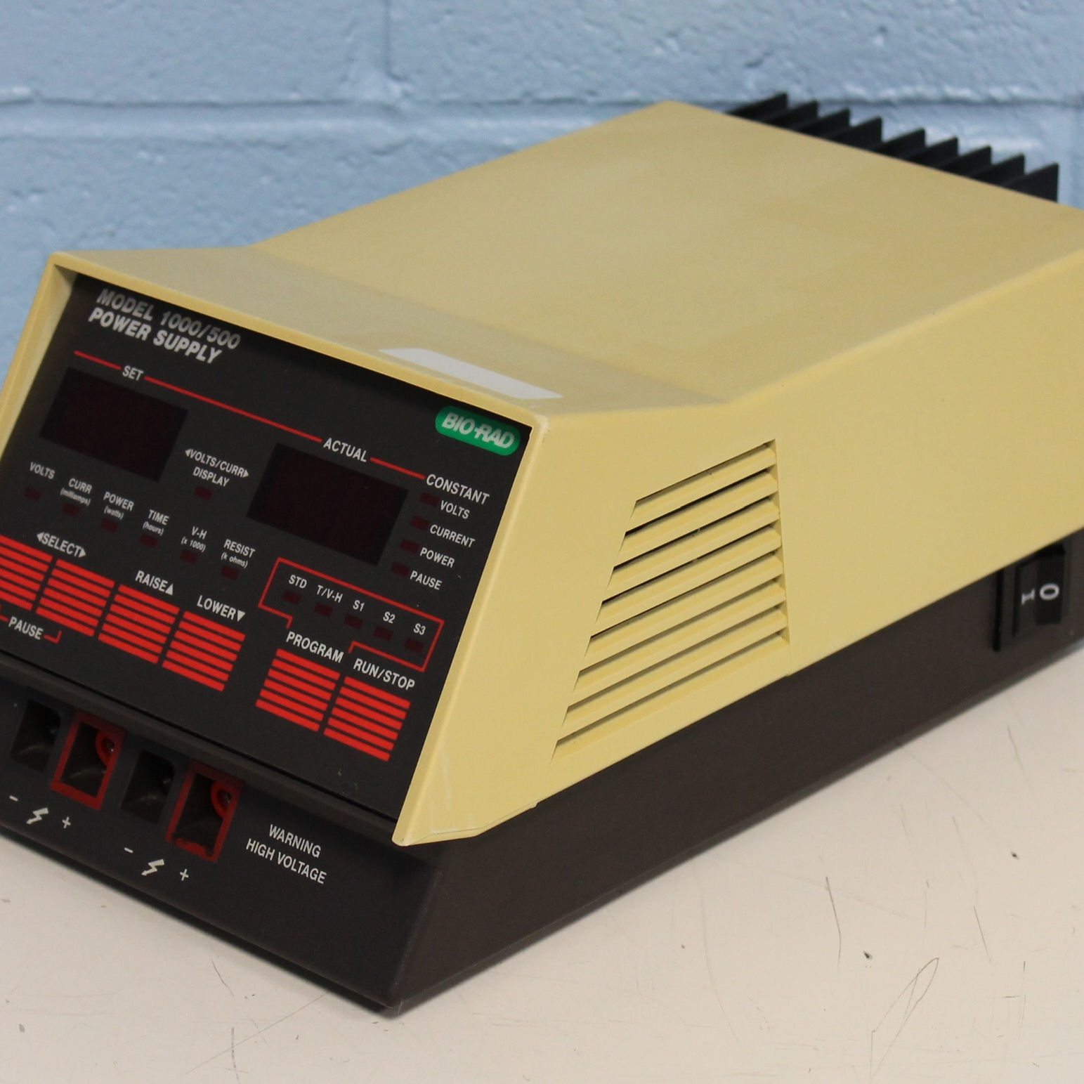 Bio-Rad Power Supply 1000-500 Image