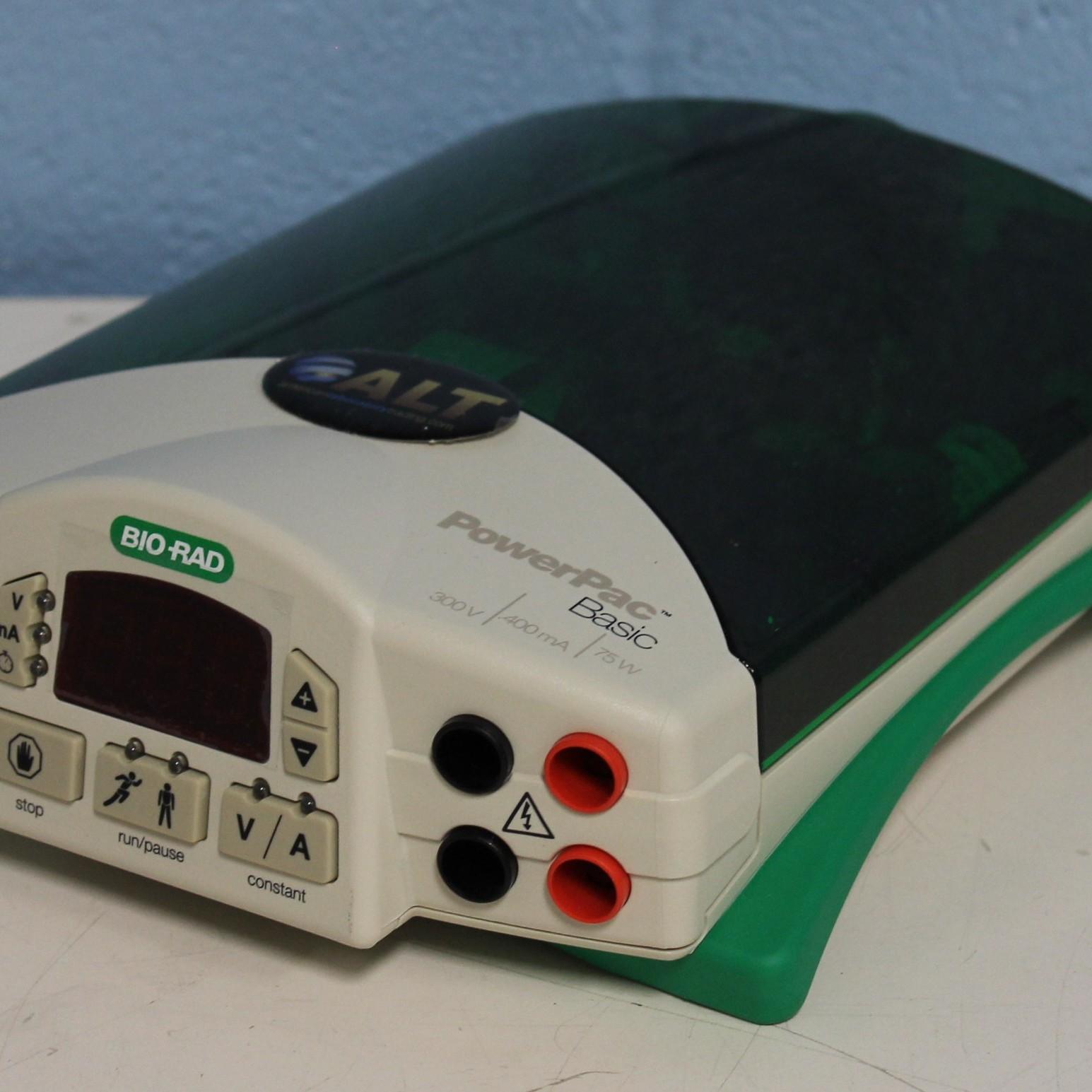 Bio-Rad PowerPac Basic Power Supply Image