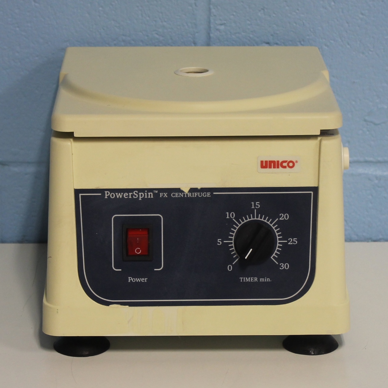 Powerspin C806 Fx Centrifuge  Name