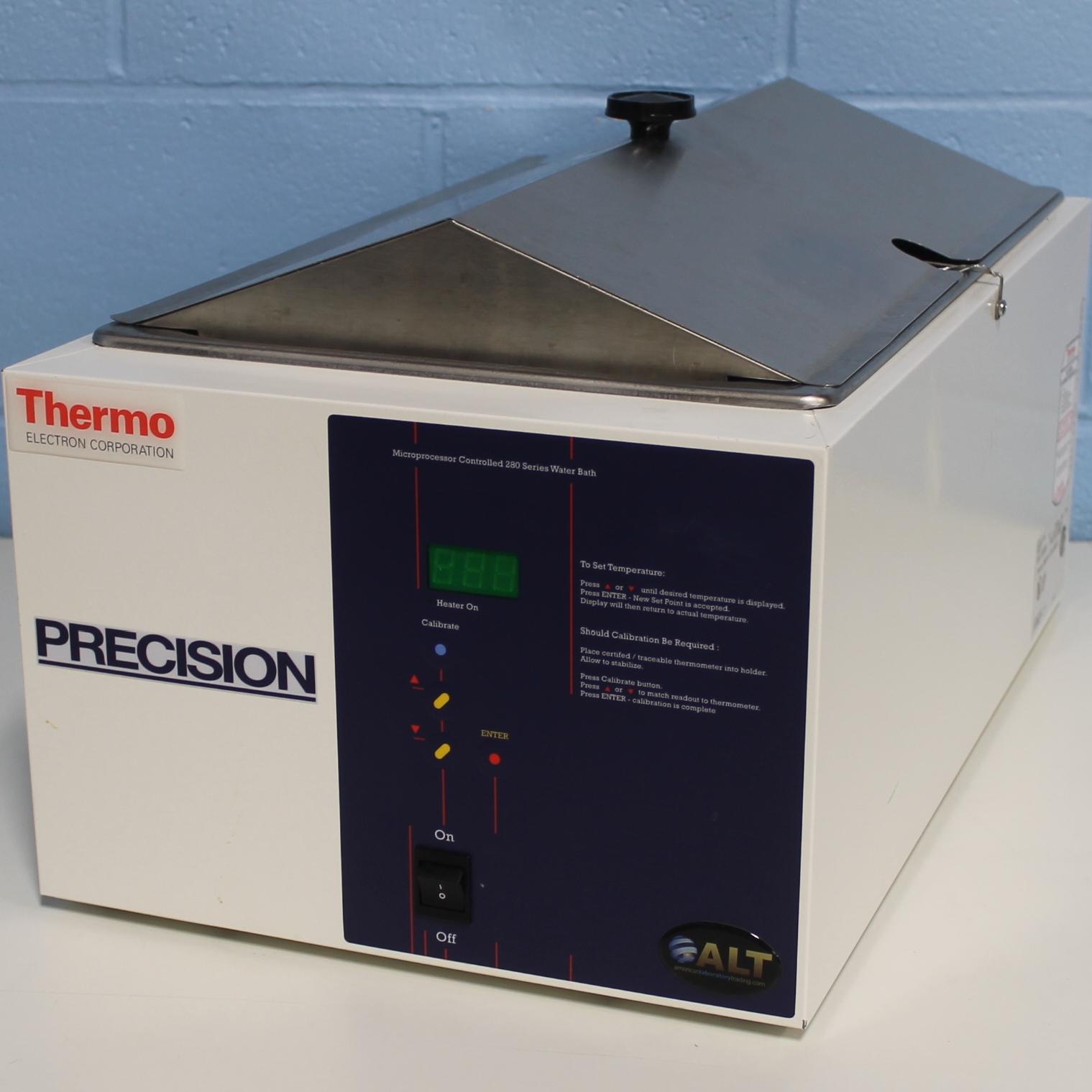 Thermo Scientific Precision 280 Series Digital Water Bath Image