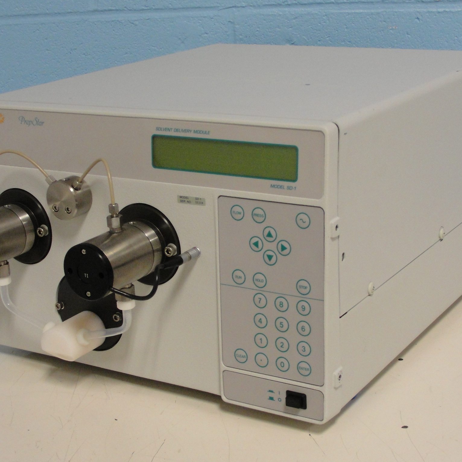 Varian PrepStar SD-1 Digital Solvent Delivery Module with 500 TI Pump Heads Image