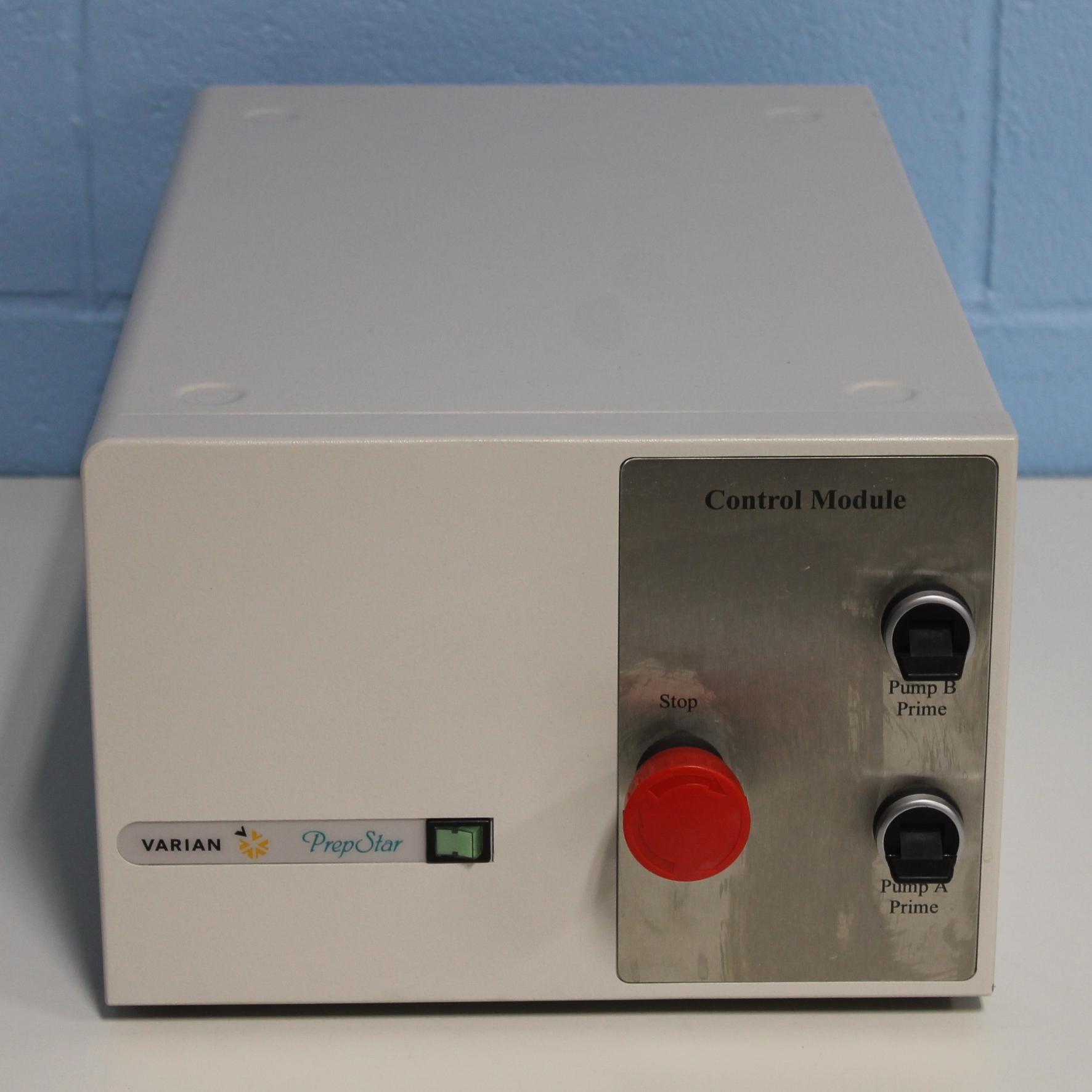 Varian Prepstar Control Module Image