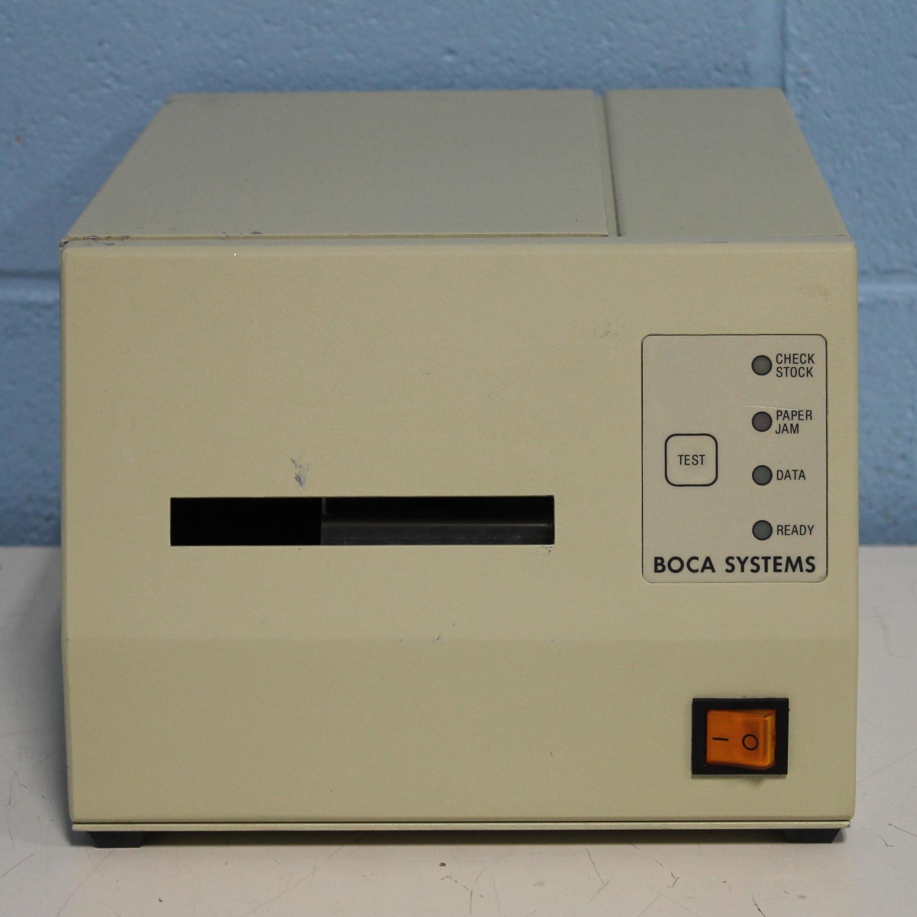 Printer Type 2