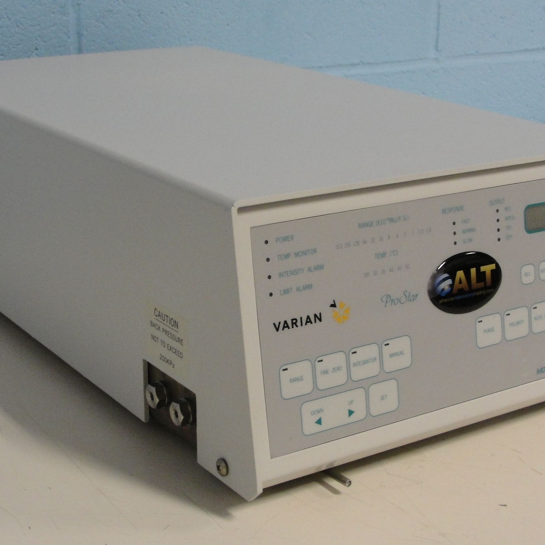 Varian ProStar 350 RI Refractive Index Detector Image