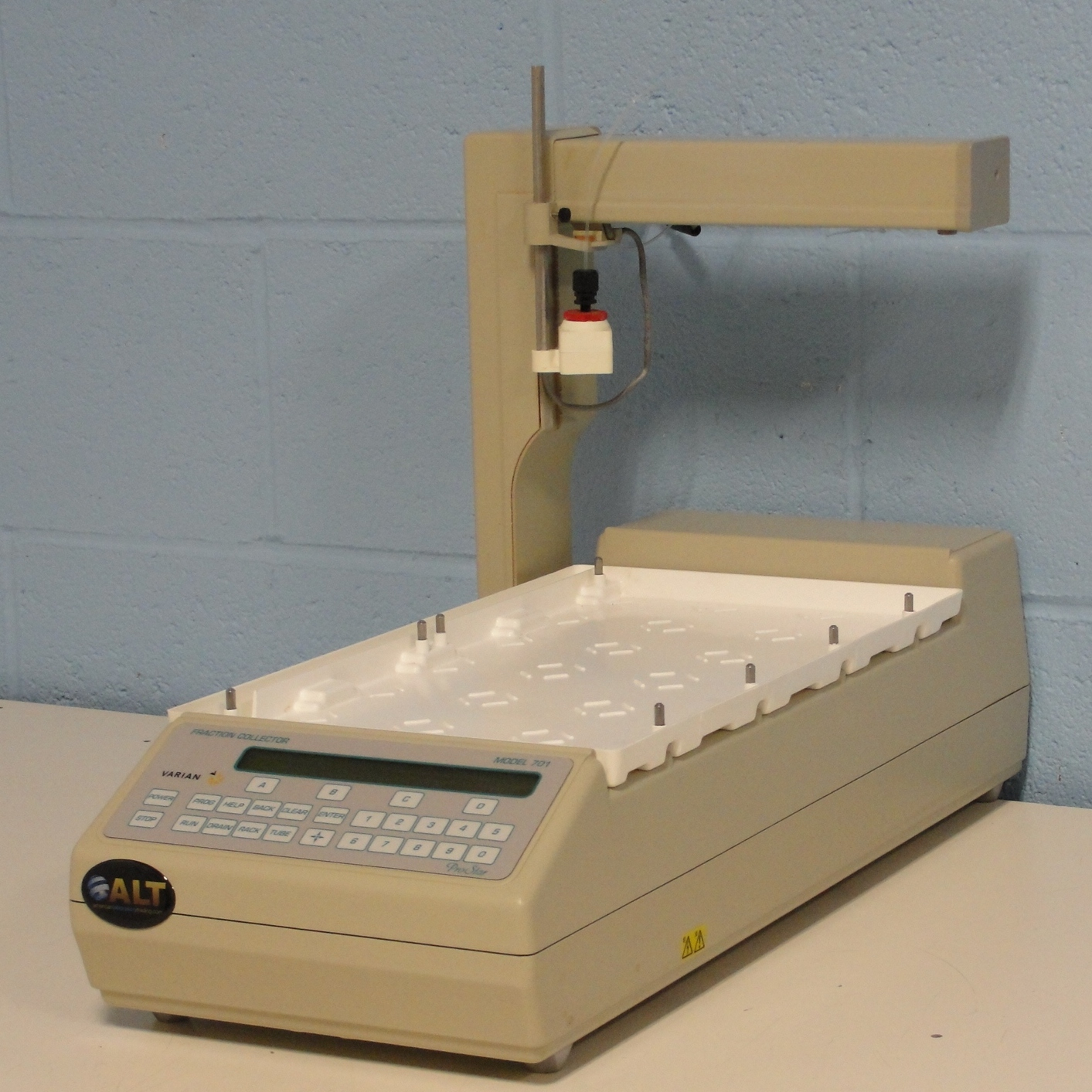 Varian ProStar 701 X-Y Fraction Collector Image