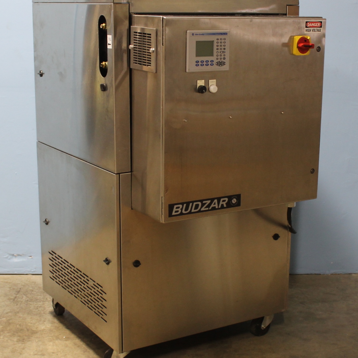 Refurbished Budzar Process Heating Amp Cooling Low