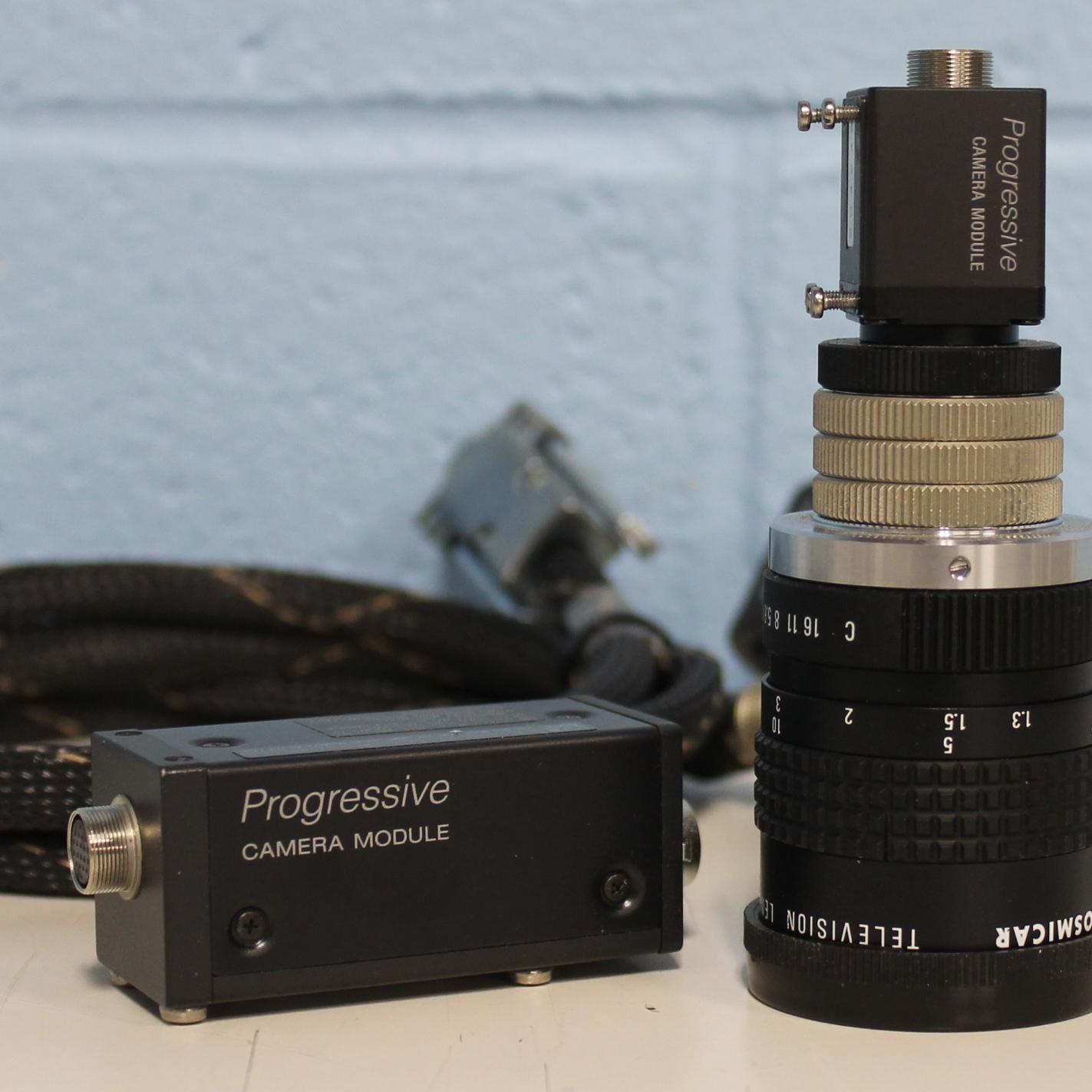Sony Progressive Scan B/W Camera Module Model XC-55BB Image