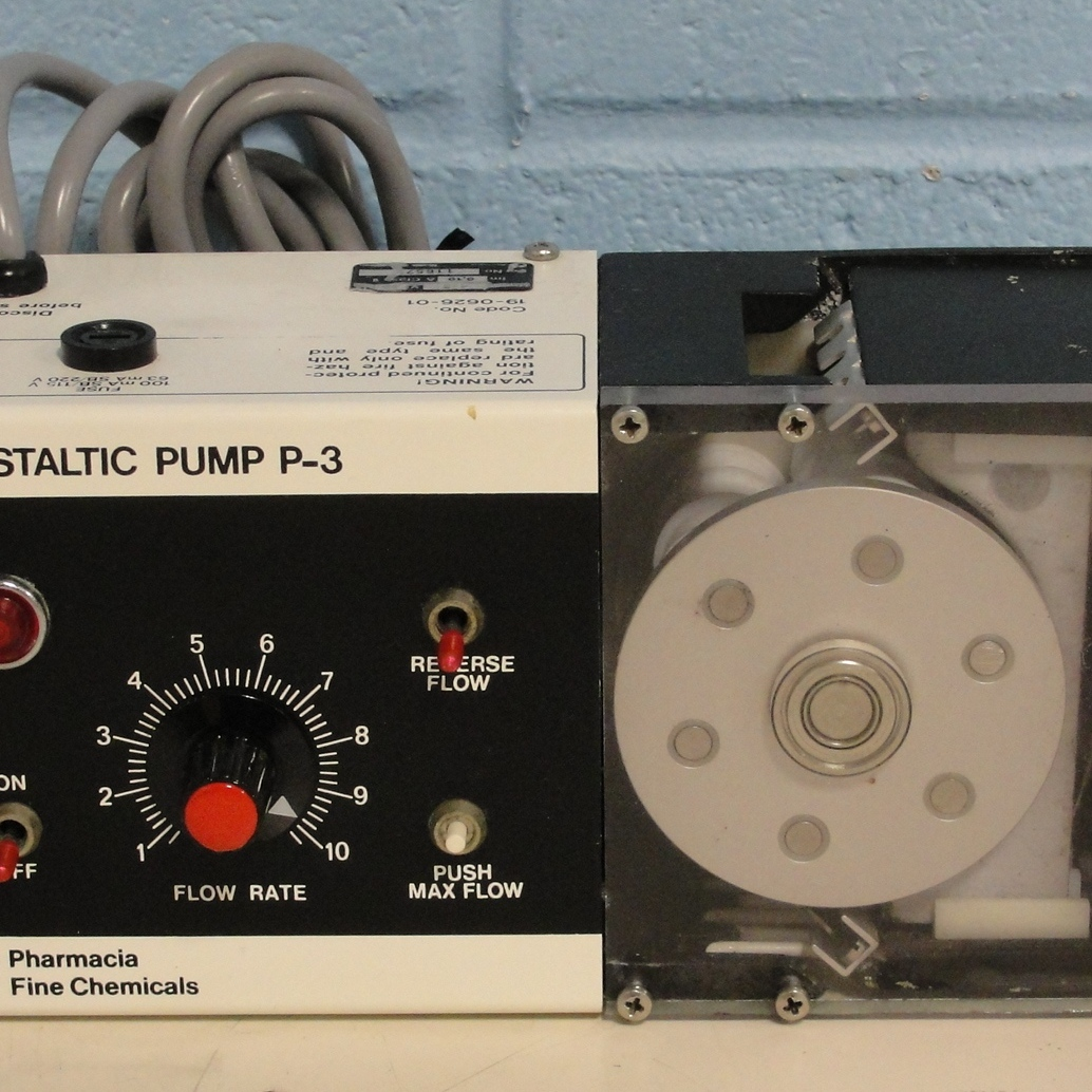 Pharmacia Biotech Pump P-3 Image