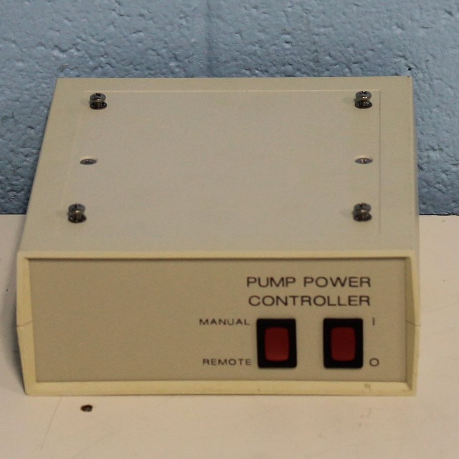 Pump Power Controller Name