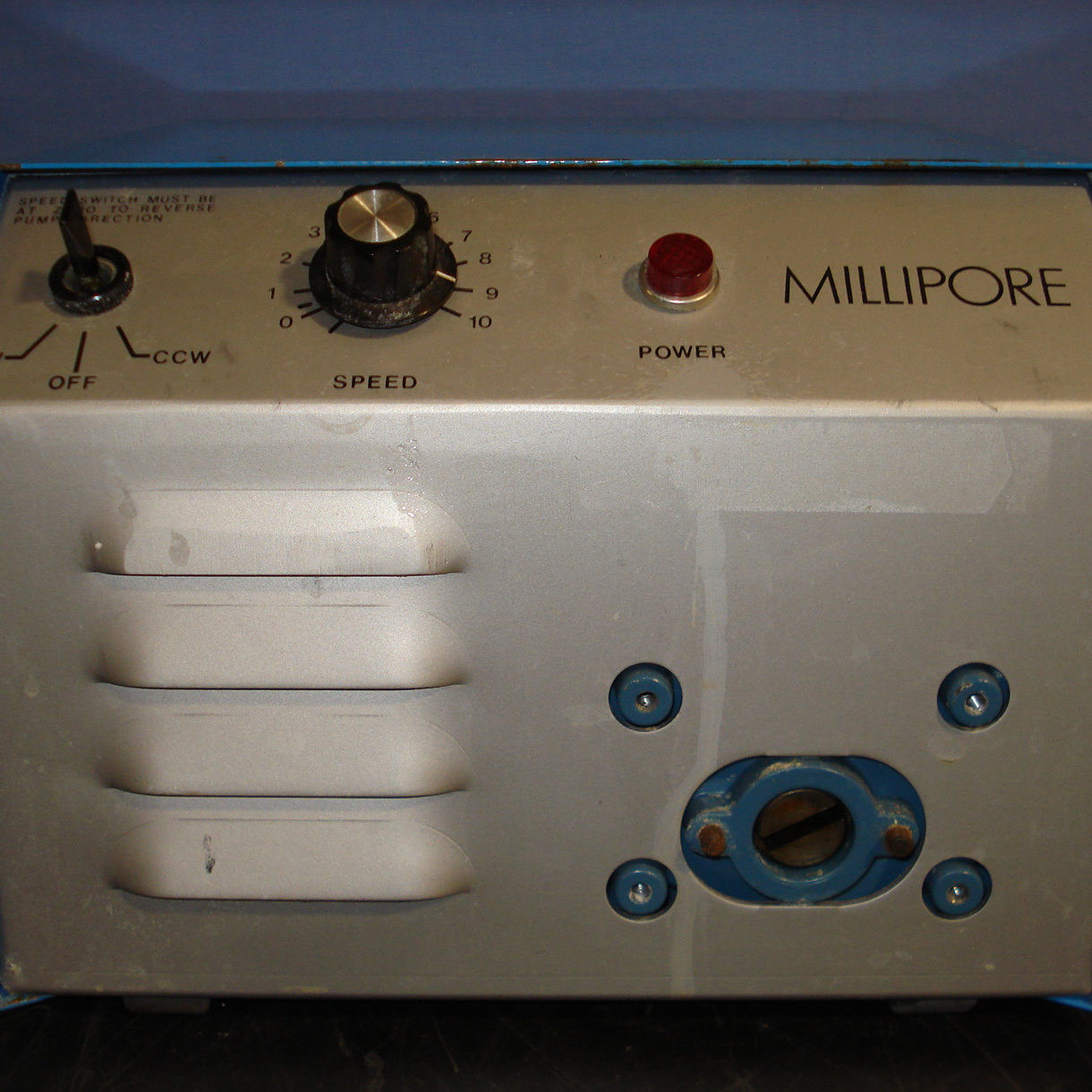 Millipore Pump Image