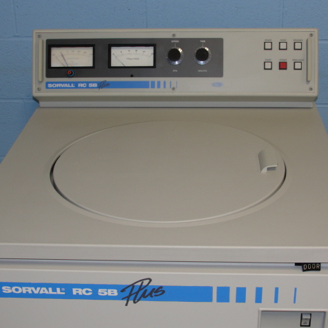 Sorvall RC-5B Plus Superspeed Centrifuge Image