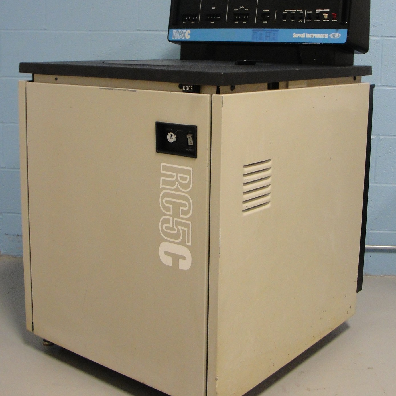 Sorvall RC-5C Refrigerated Superspeed Centrifuge  Image