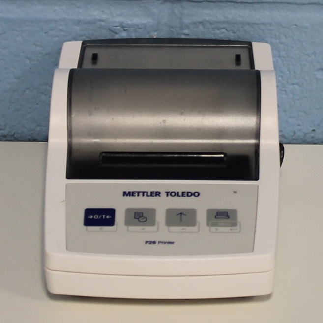RS-P26 Compact Printer Name