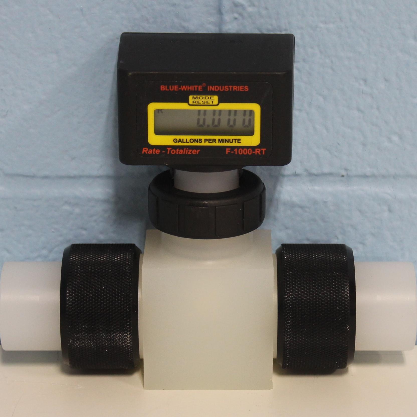 Paddlewheel Flowmeter F-1000 Series Name