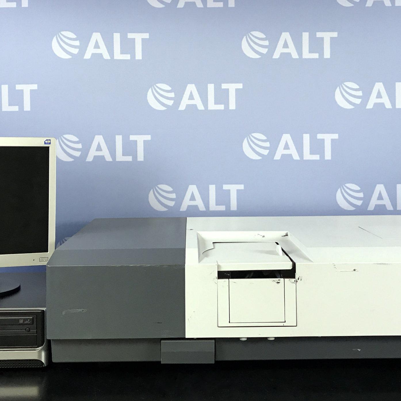 Shimadzu UV-3600 UV-VIS-NIR Spectrophotometer Image