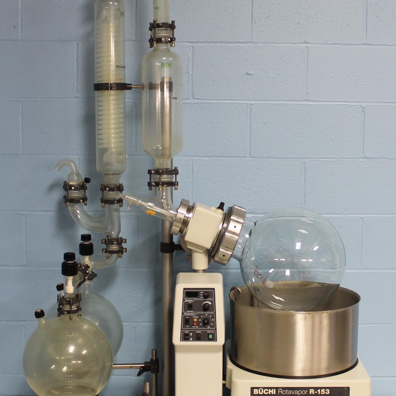 Rotavapor R-153 Evaporator System Name