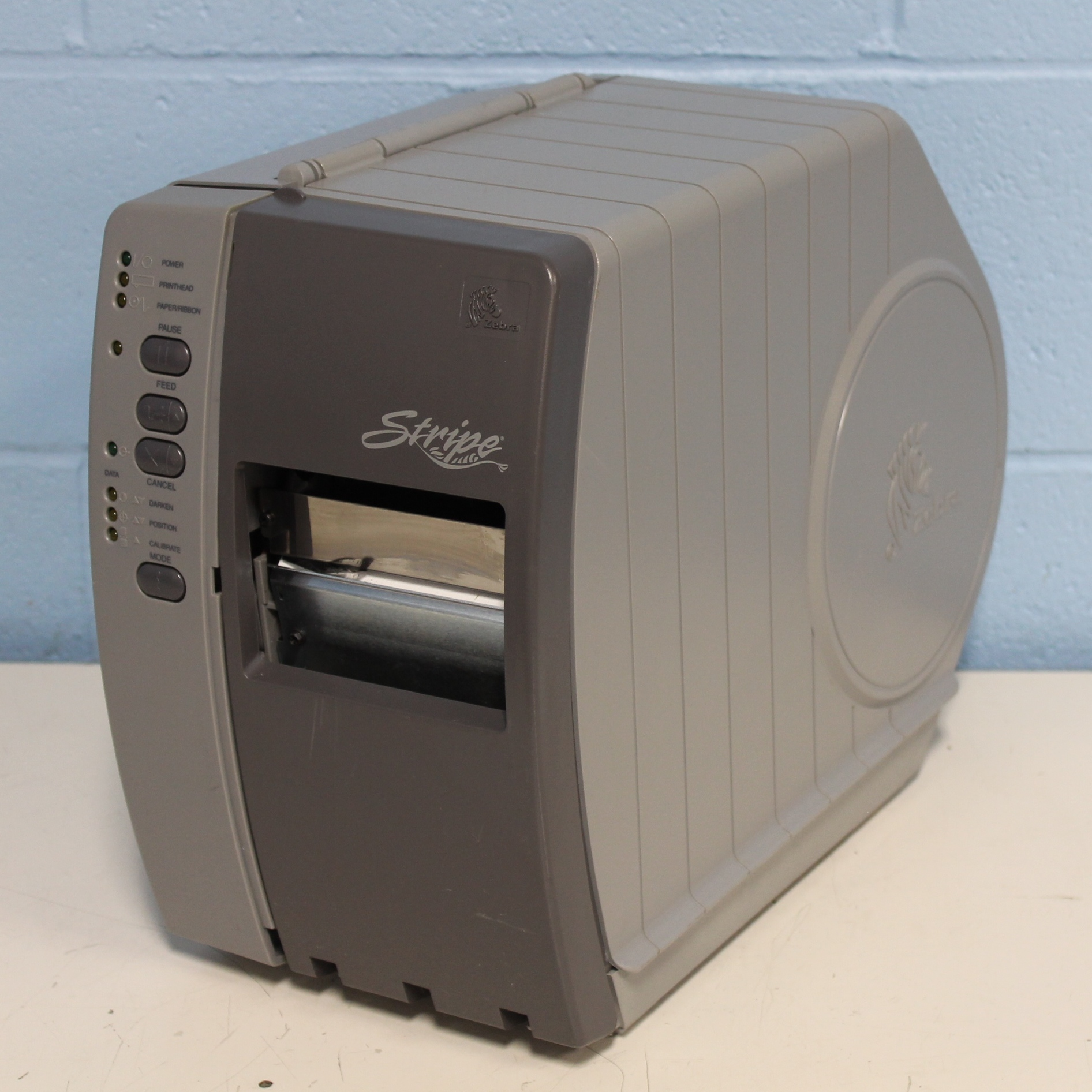 Zebra Technologies Inc S600 Label Thermal Printer Image