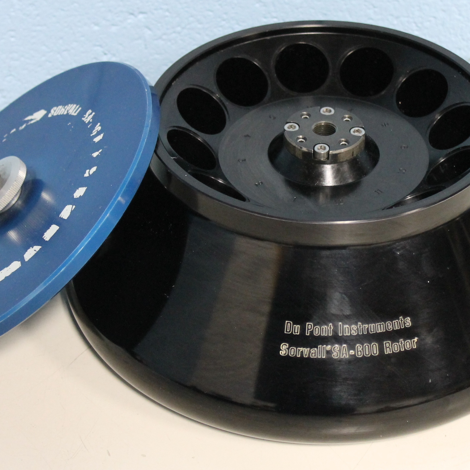 Sorvall SA-600 Rotor Image