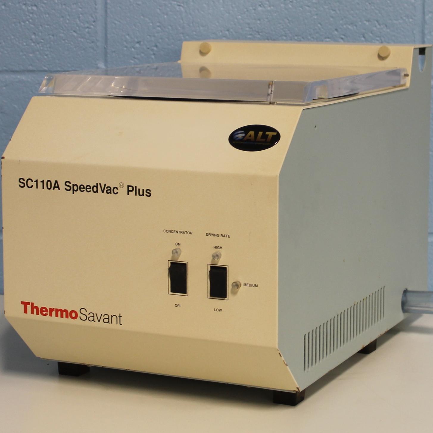Thermo / Savant SC110A-115 SpeedVac Plus Concentrator Image