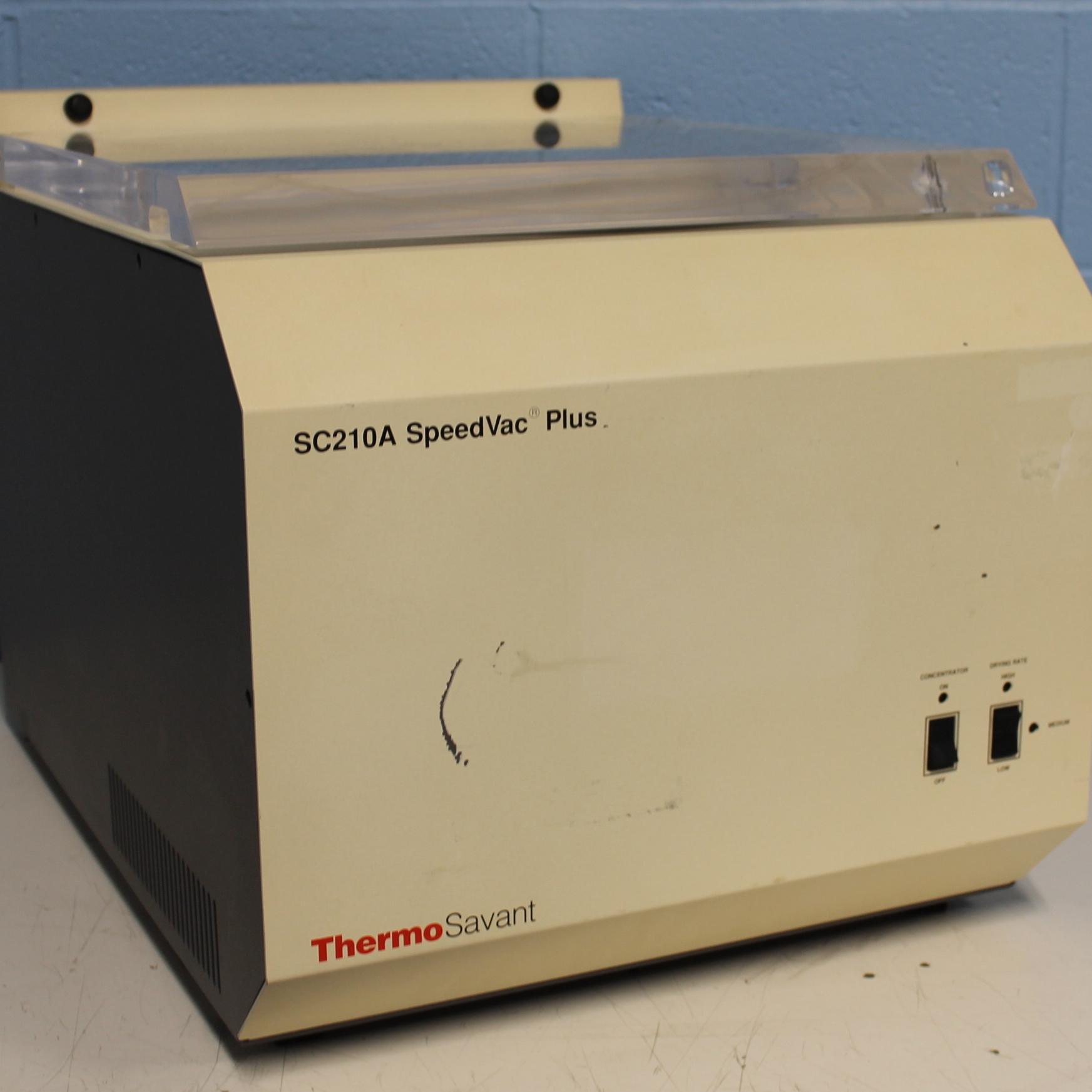 Thermo SC210A-115 SpeedVac Plus High Capacity Concentrator Image