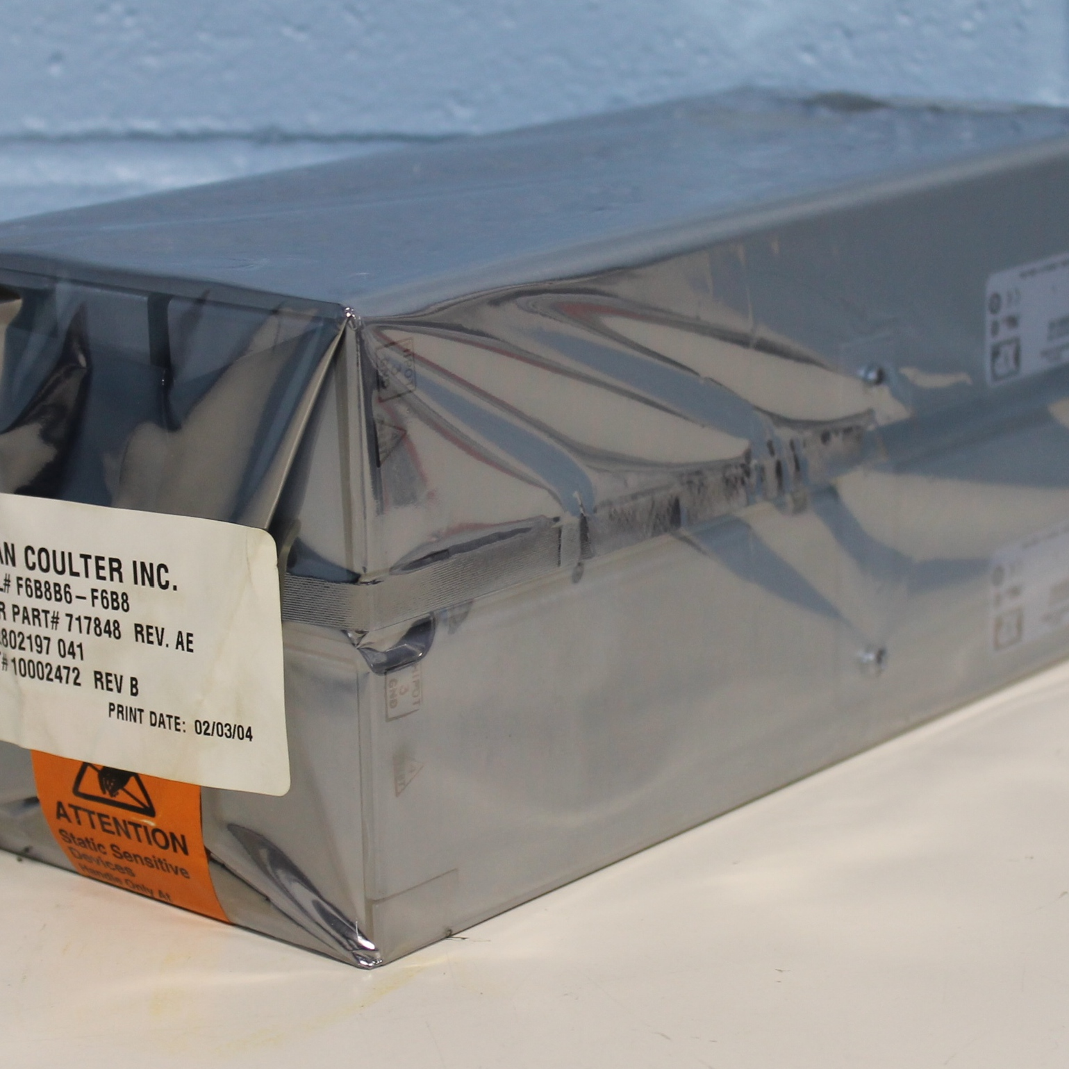Beckman Coulter SCD Power Supply Model F6B8B6 Image