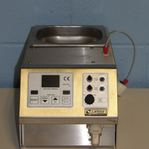 Cartesian Technologies SFE 590 Vacuum Bath Image