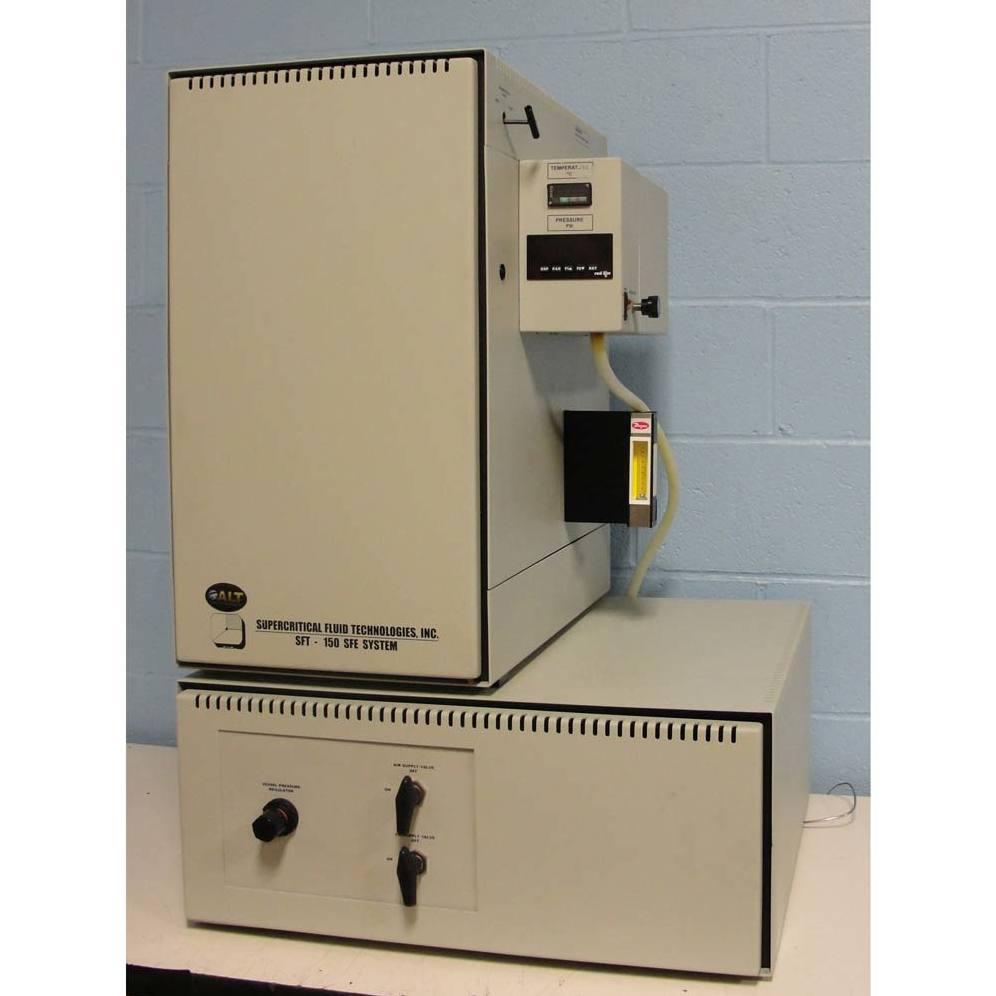 Refurbished Supercritical Fluid Technologies Inc Sft 150