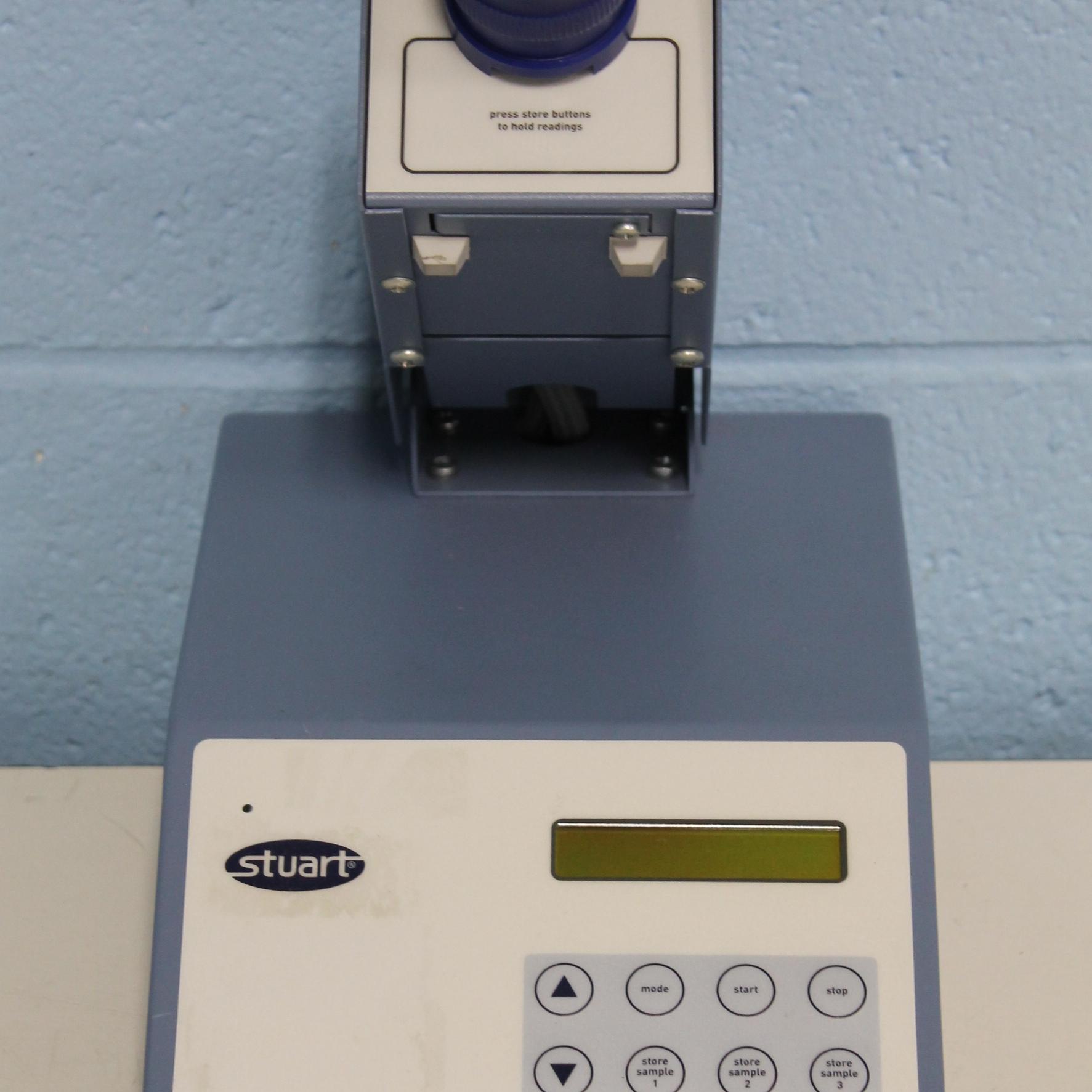 Refurbished Stuart Smp3 Melting Point Apparatus