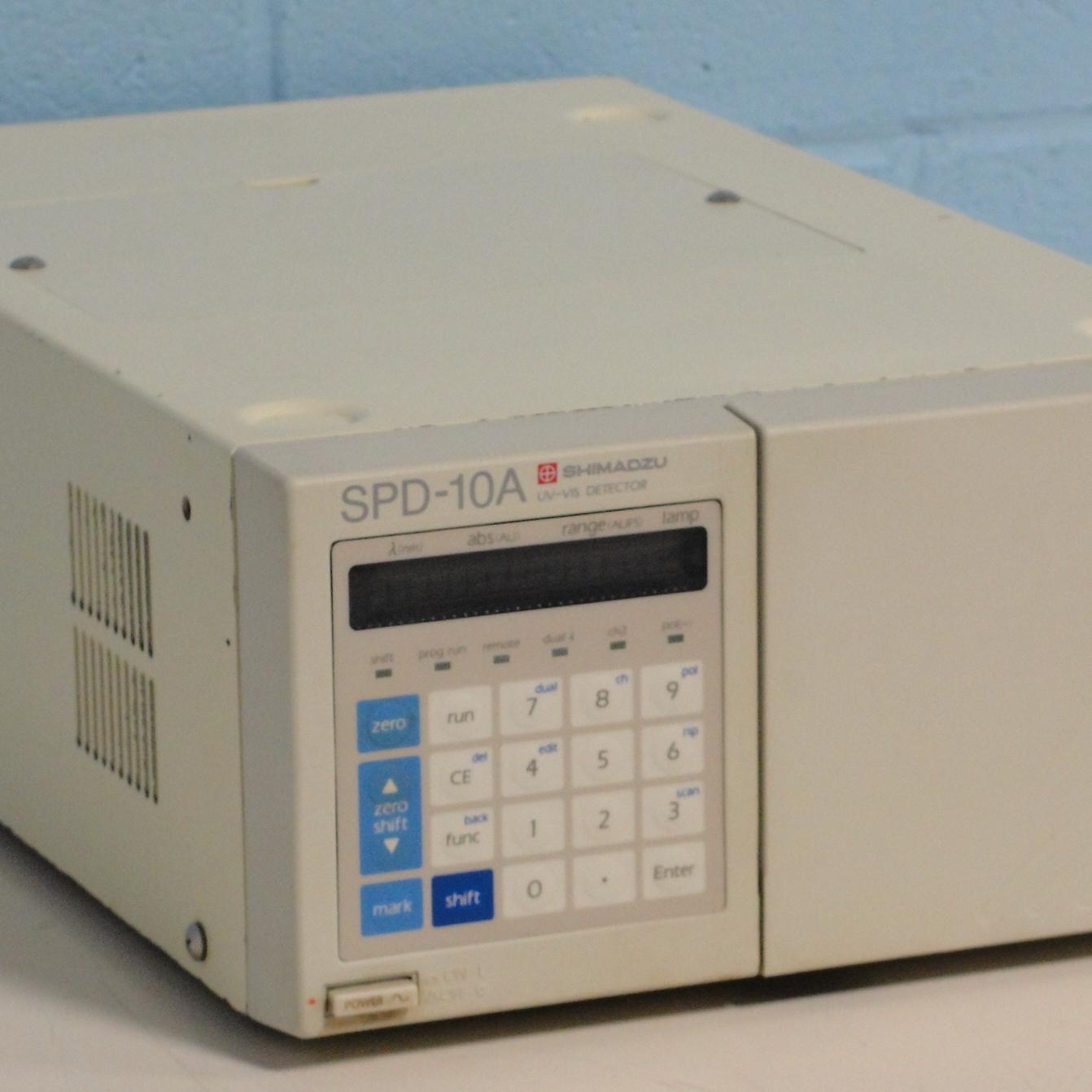 Shimadzu SPD-10A UV/Vis Detector Image