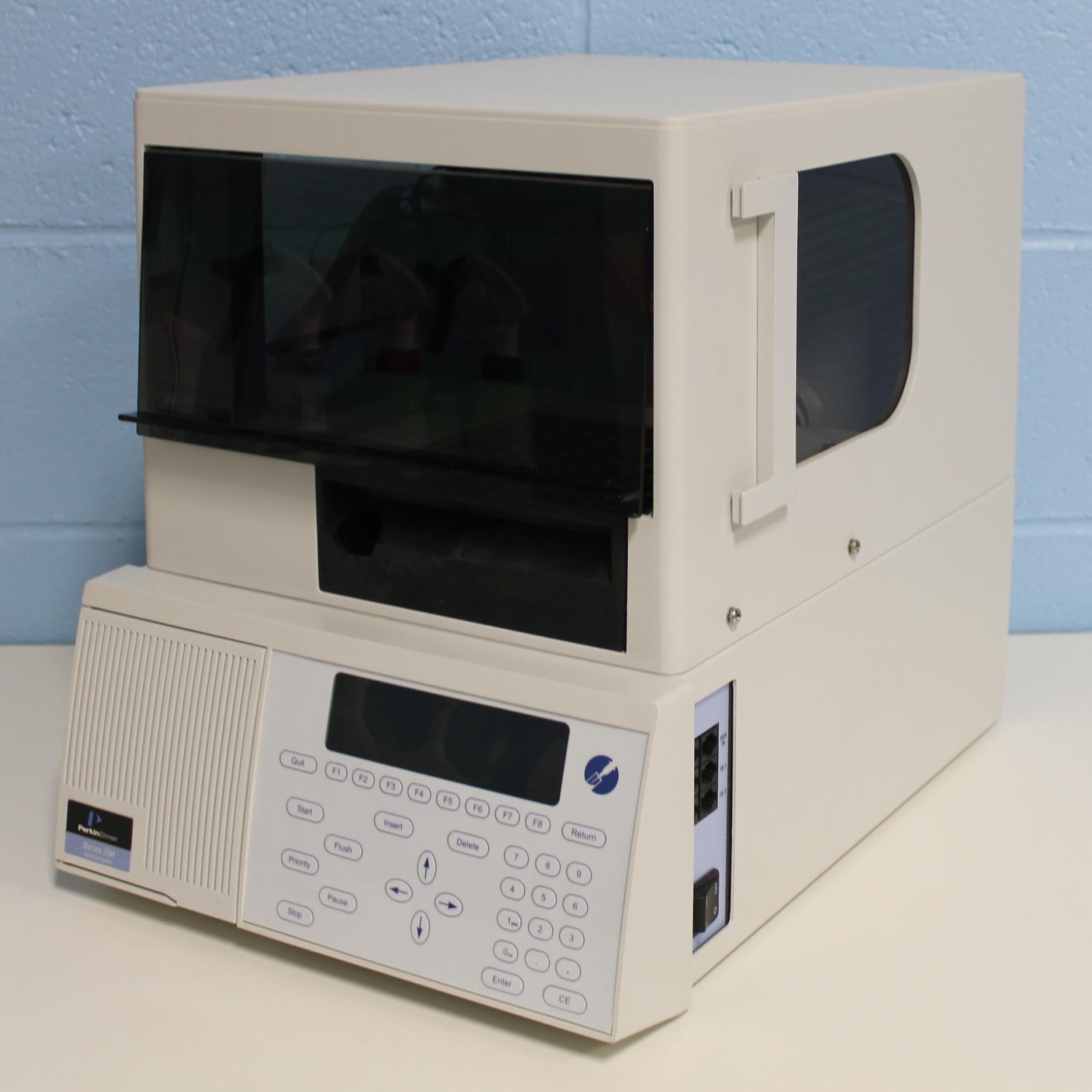 Perkin Elmer Series 200 Autosampler Image