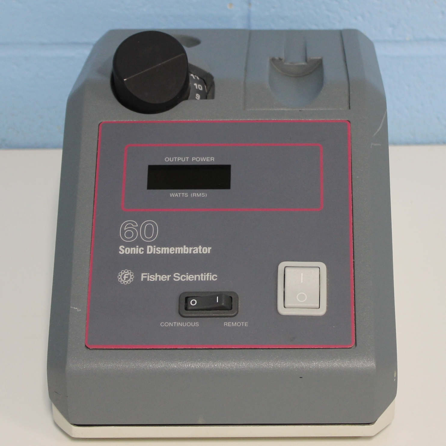 Fisher Scientific Series 60 Sonic Dismembrator Model F60 Image